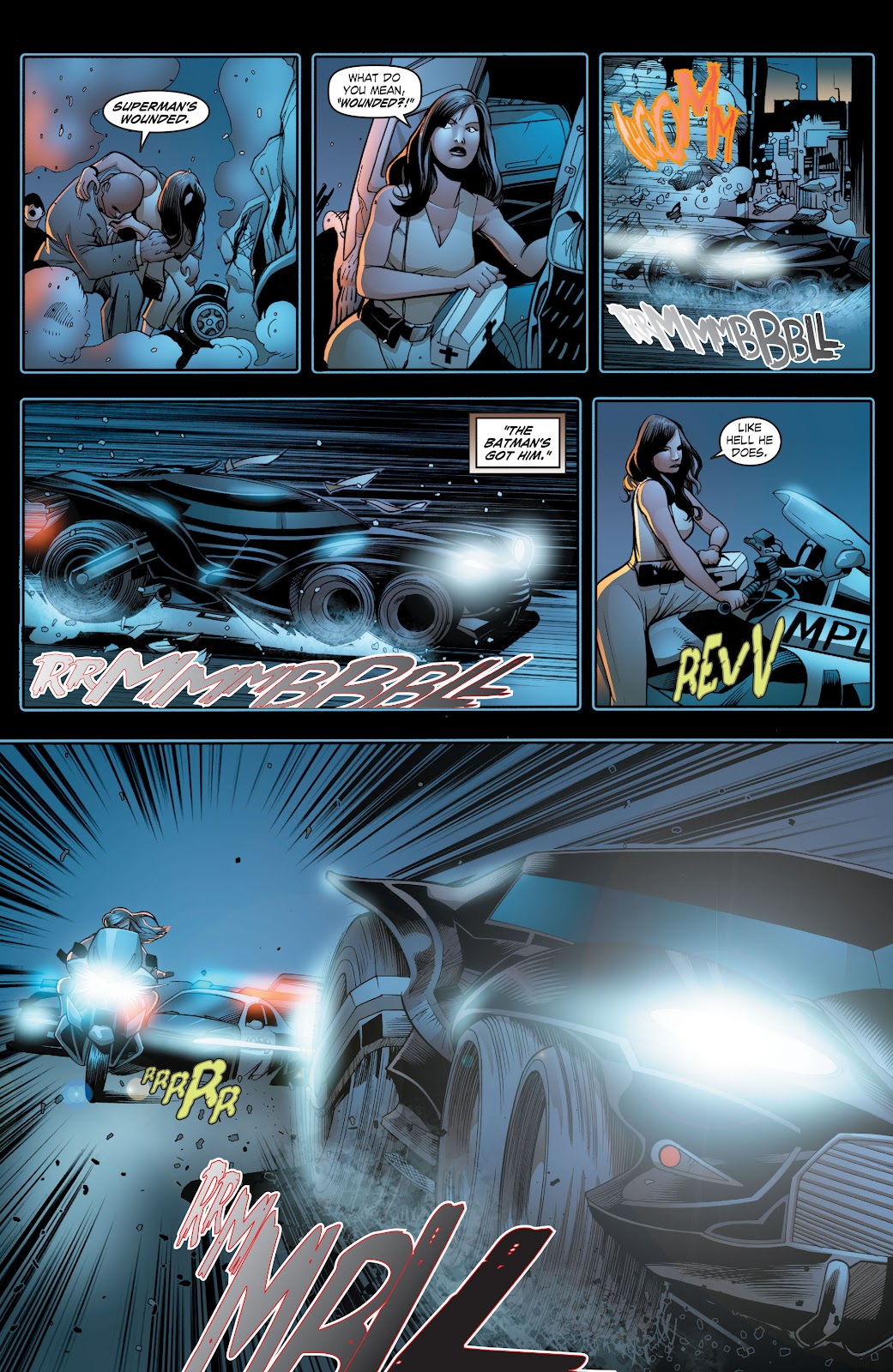 Read online Smallville Season 11 [II] comic -  Issue # TPB 2 - 90