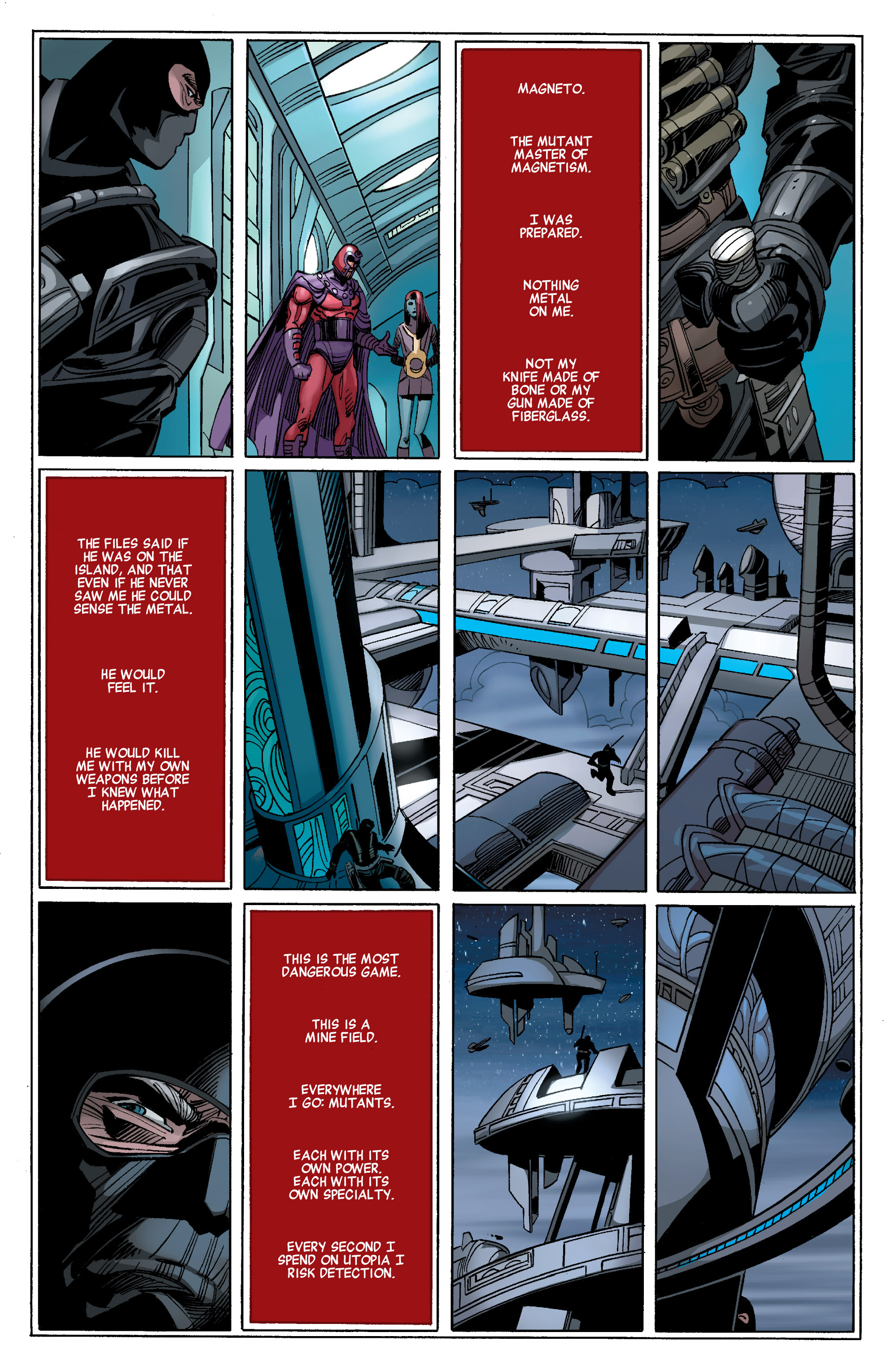 Read online Avengers (2010) comic -  Issue #28 - 9