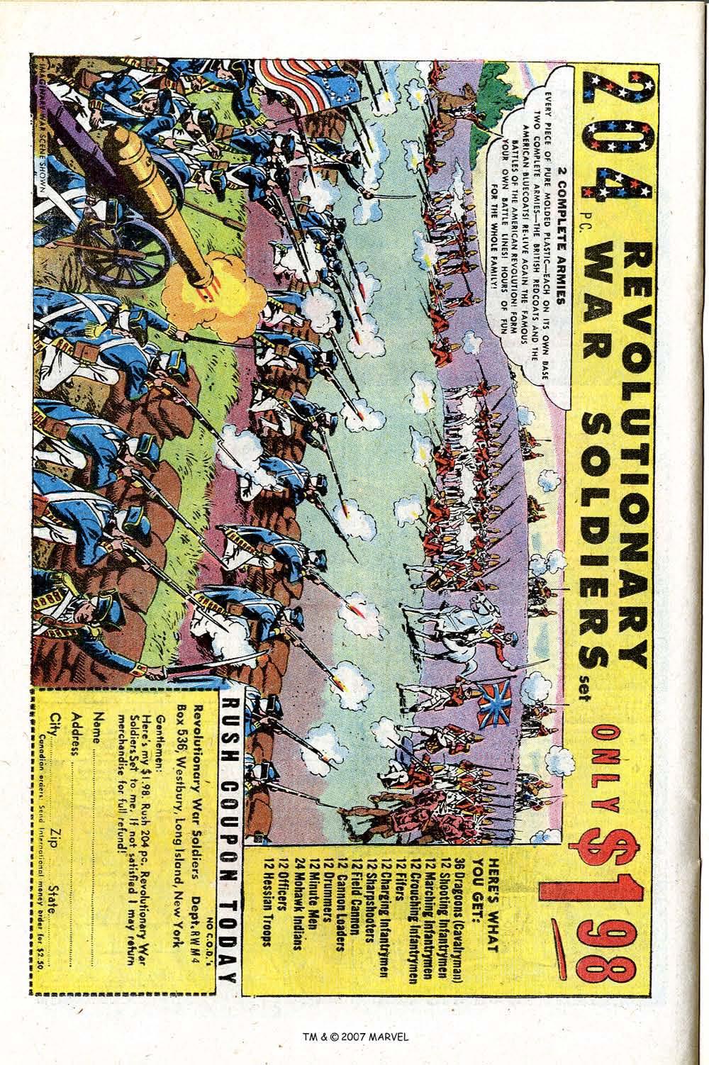 Read online Captain America (1968) comic -  Issue # _Annual 2 - 30