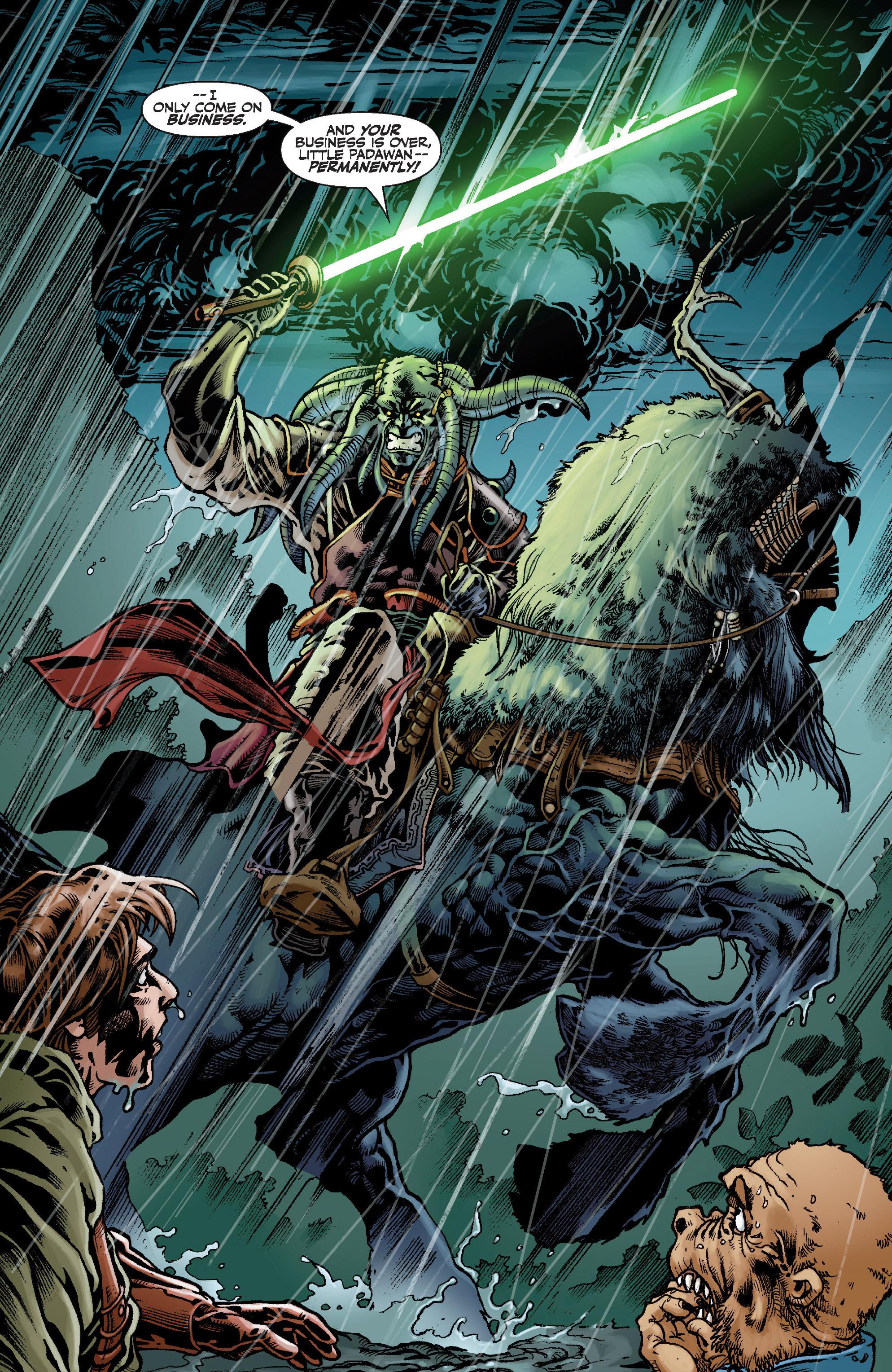 Read online Star Wars Omnibus comic -  Issue # Vol. 32 - 256