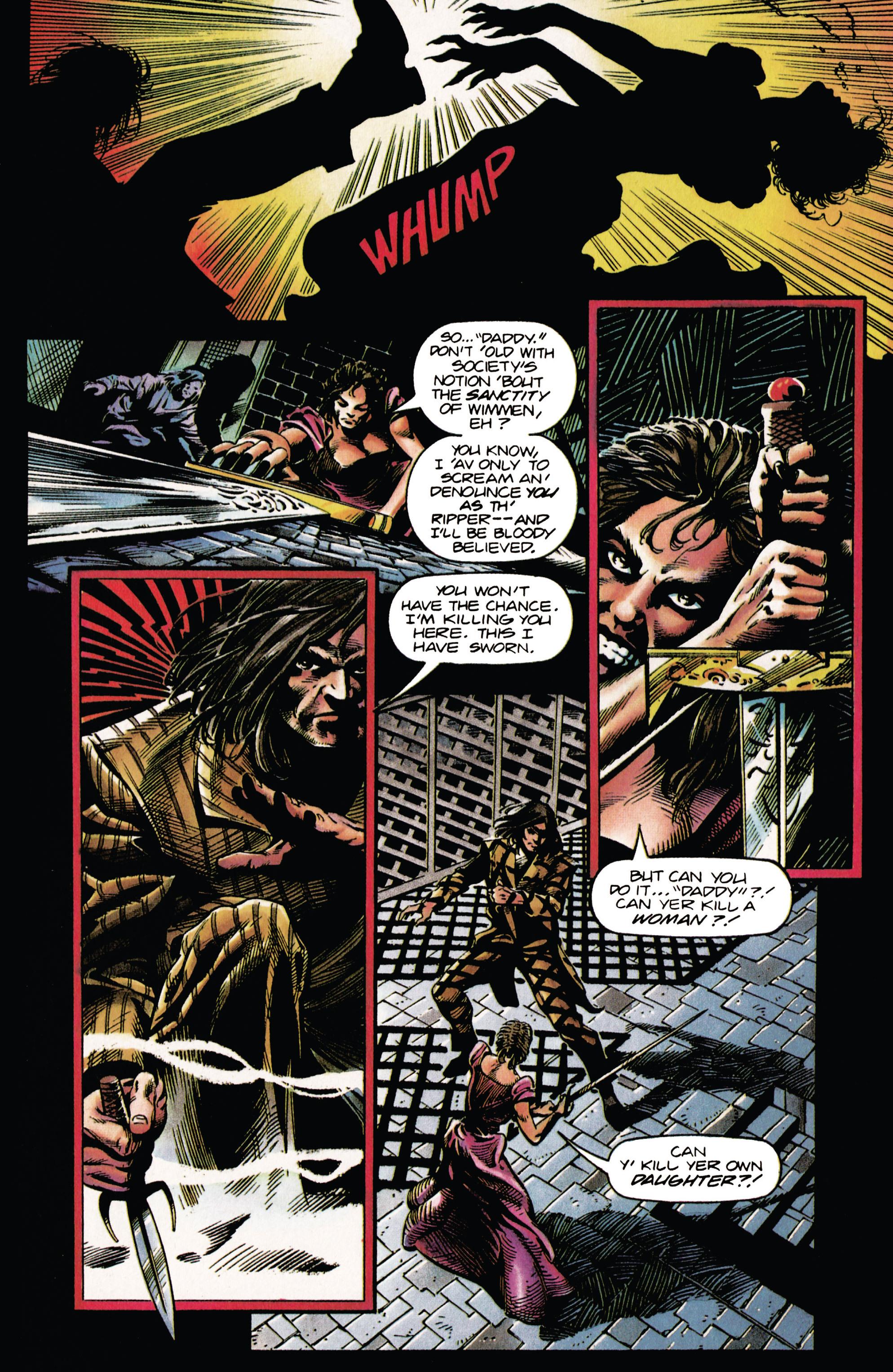 Read online Eternal Warrior (1992) comic -  Issue #35 - 4