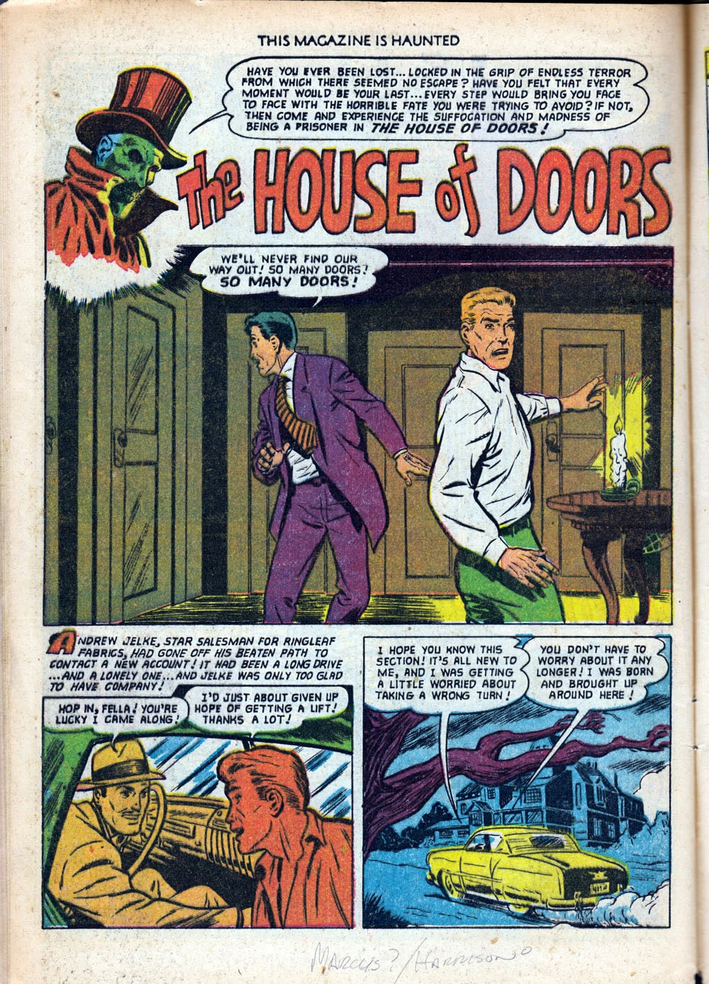 Read online This Magazine Is Haunted comic -  Issue #9 - 28