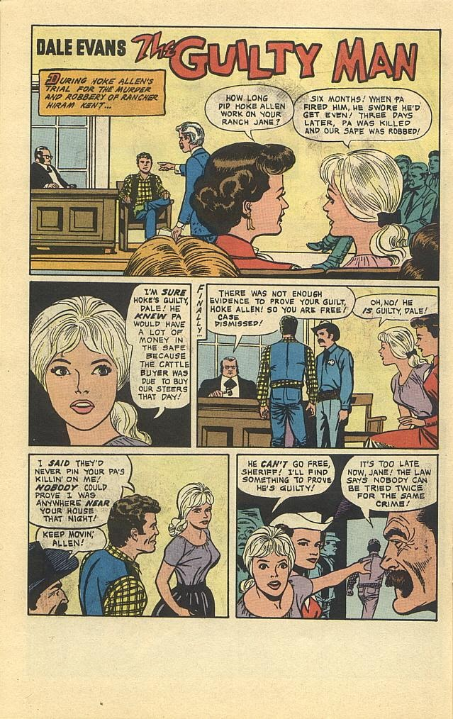 Read online Roy Rogers comic -  Issue #3 - 33