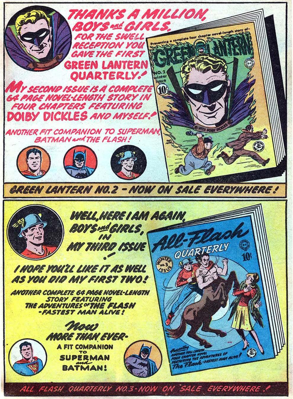 Read online Sensation (Mystery) Comics comic -  Issue #2 - 16