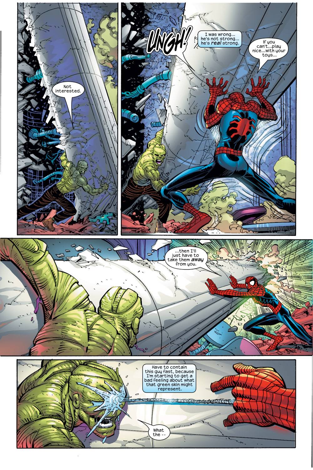 The Amazing Spider-Man (1999) 52 Page 3