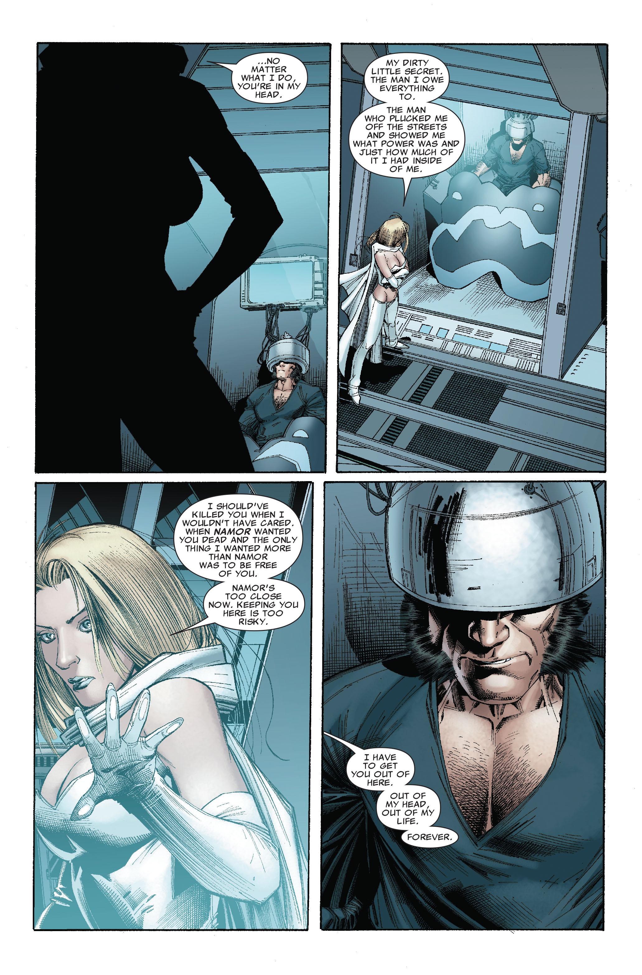 Read online Uncanny X-Men (1963) comic -  Issue #528 - 9