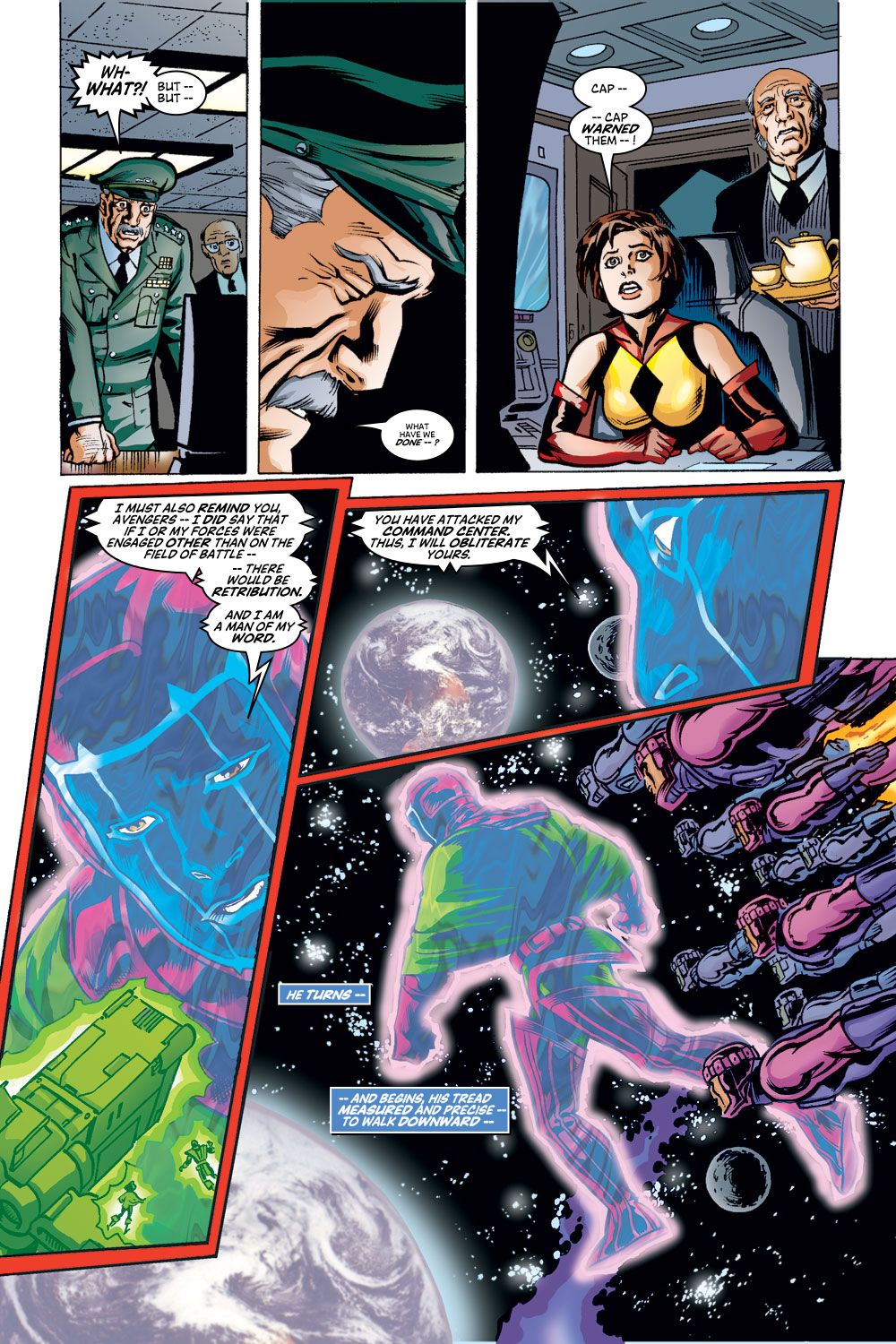 Read online Avengers (1998) comic -  Issue #48 - 21