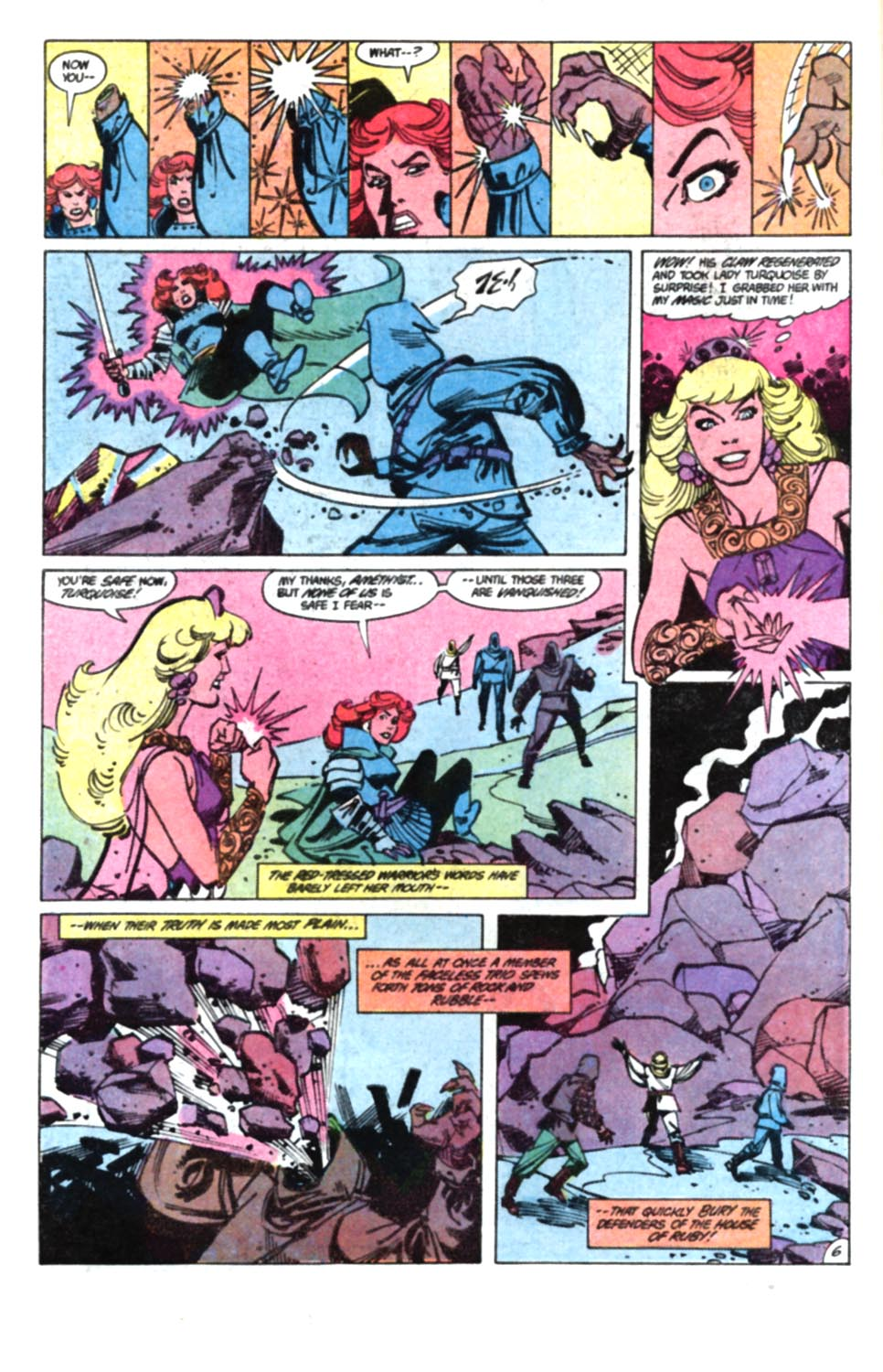 Read online Amethyst, Princess of Gemworld comic -  Issue #9 - 7