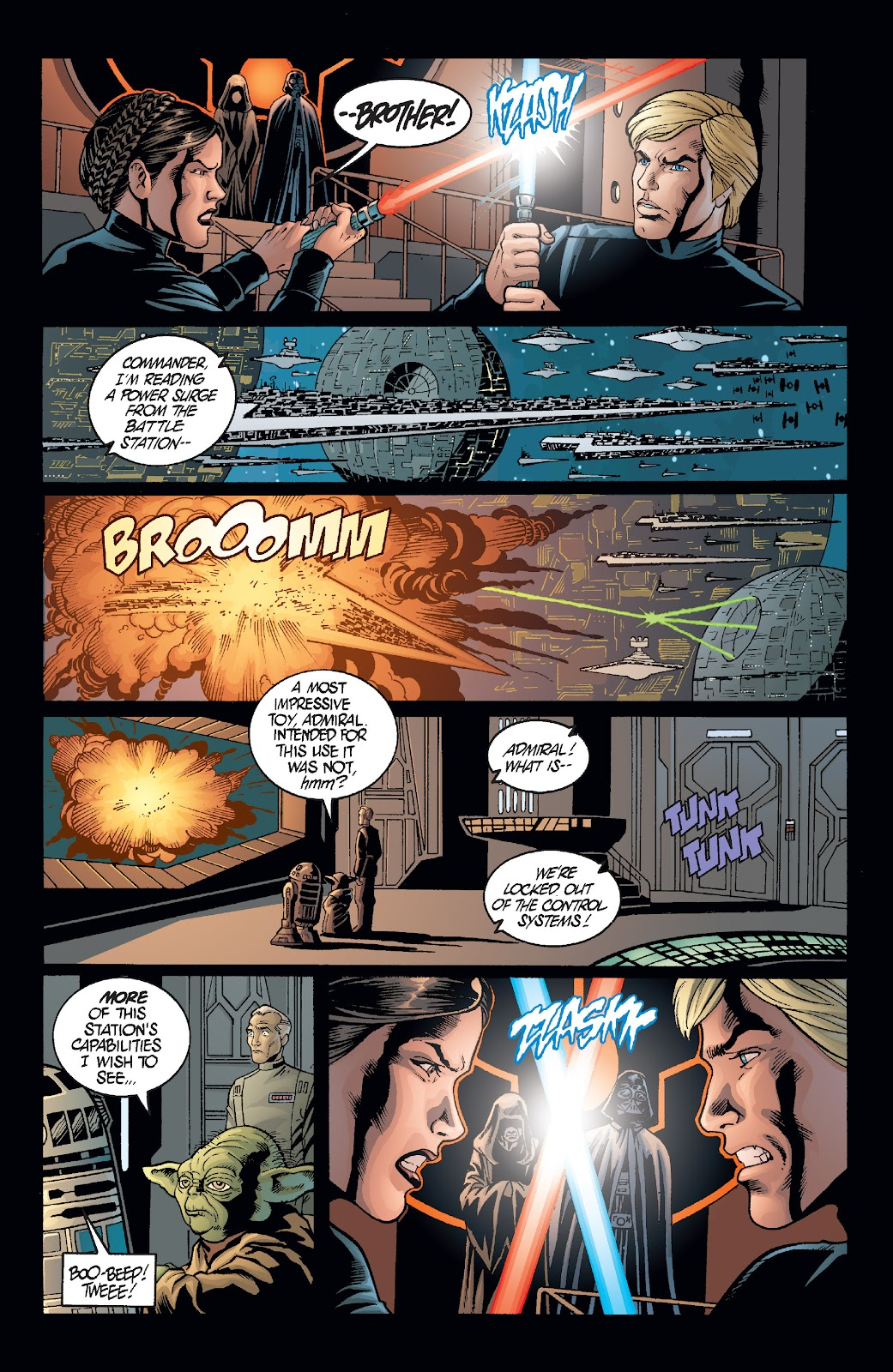 Read online Star Wars Legends: Infinities - Epic Collection comic -  Issue # TPB (Part 1) - 91