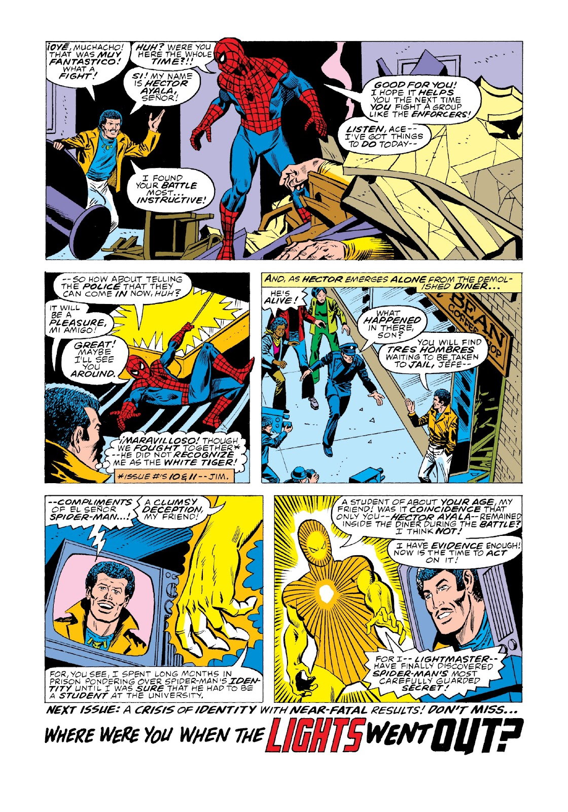 Read online Marvel Masterworks: The Spectacular Spider-Man comic -  Issue # TPB 2 (Part 1) - 80