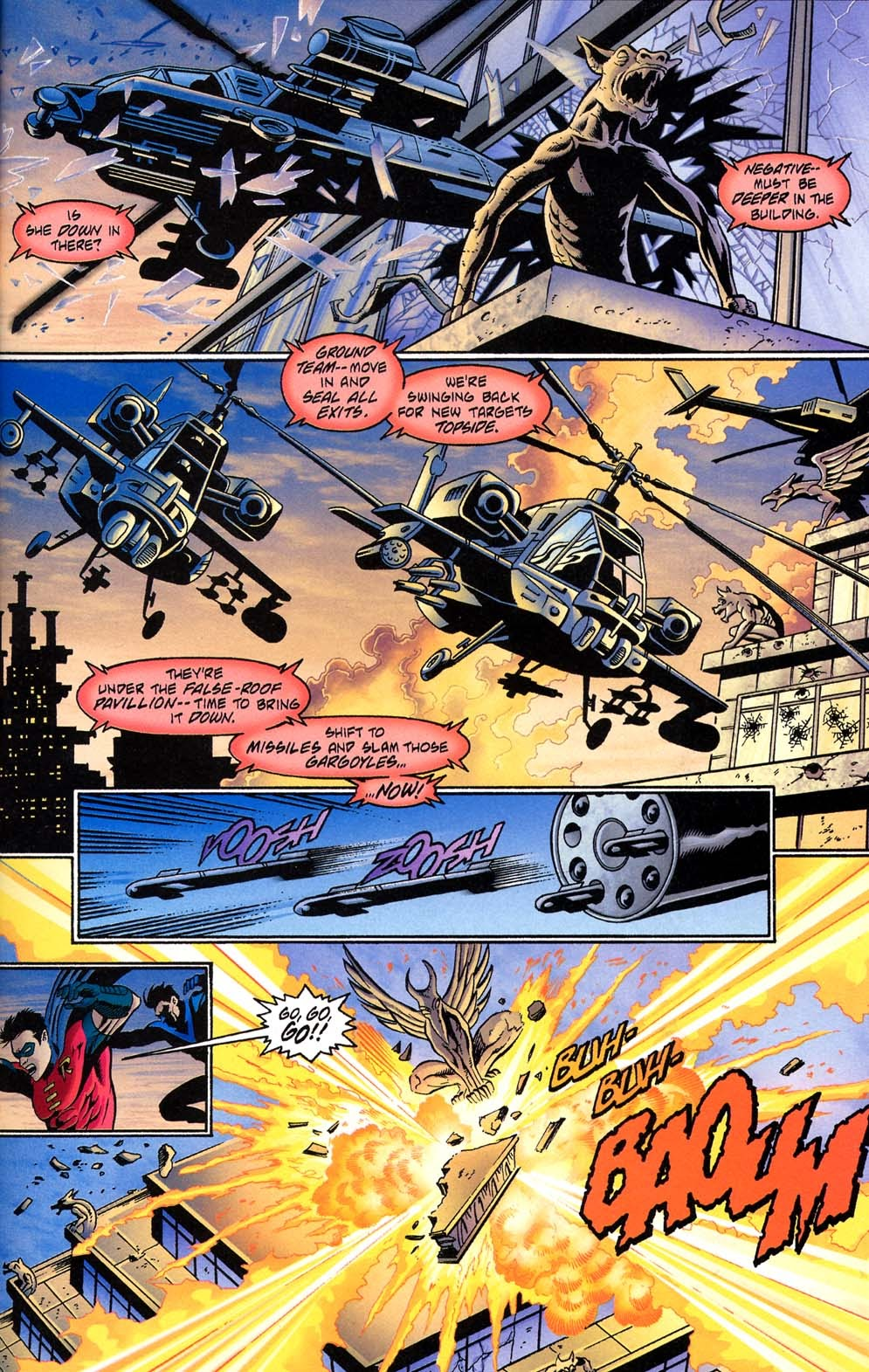 Batman: Outlaws issue 2 - Page 20