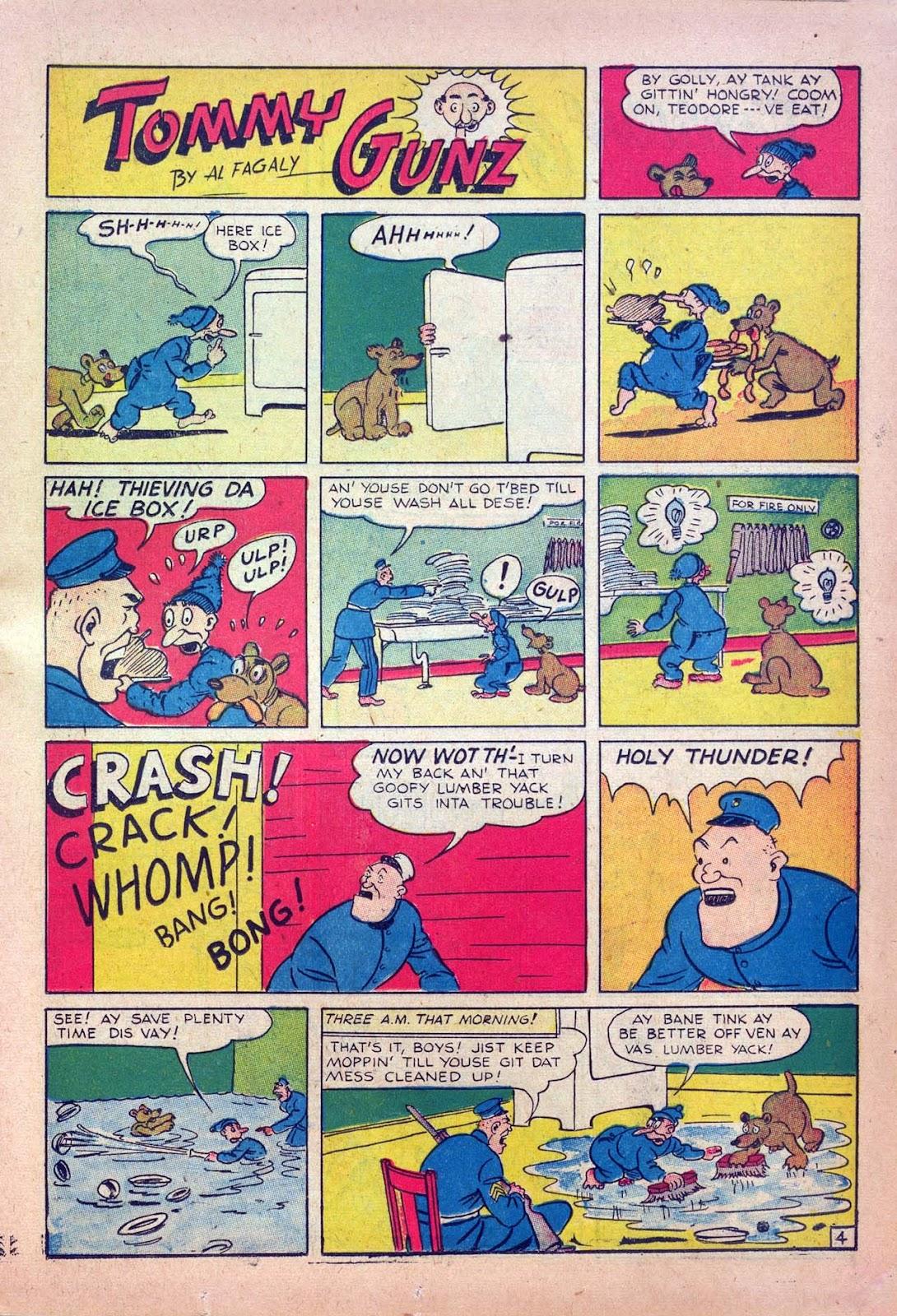 Read online Joker Comics comic -  Issue #7 - 27