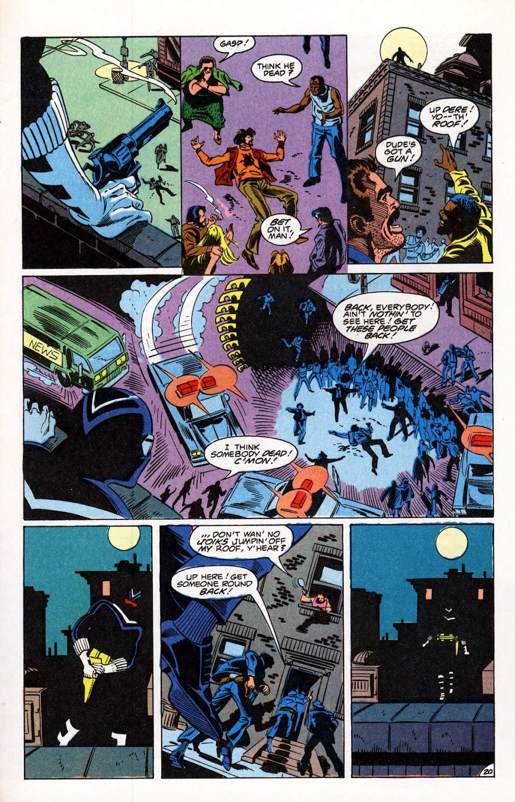 Vigilante (1983) issue 21 - Page 23