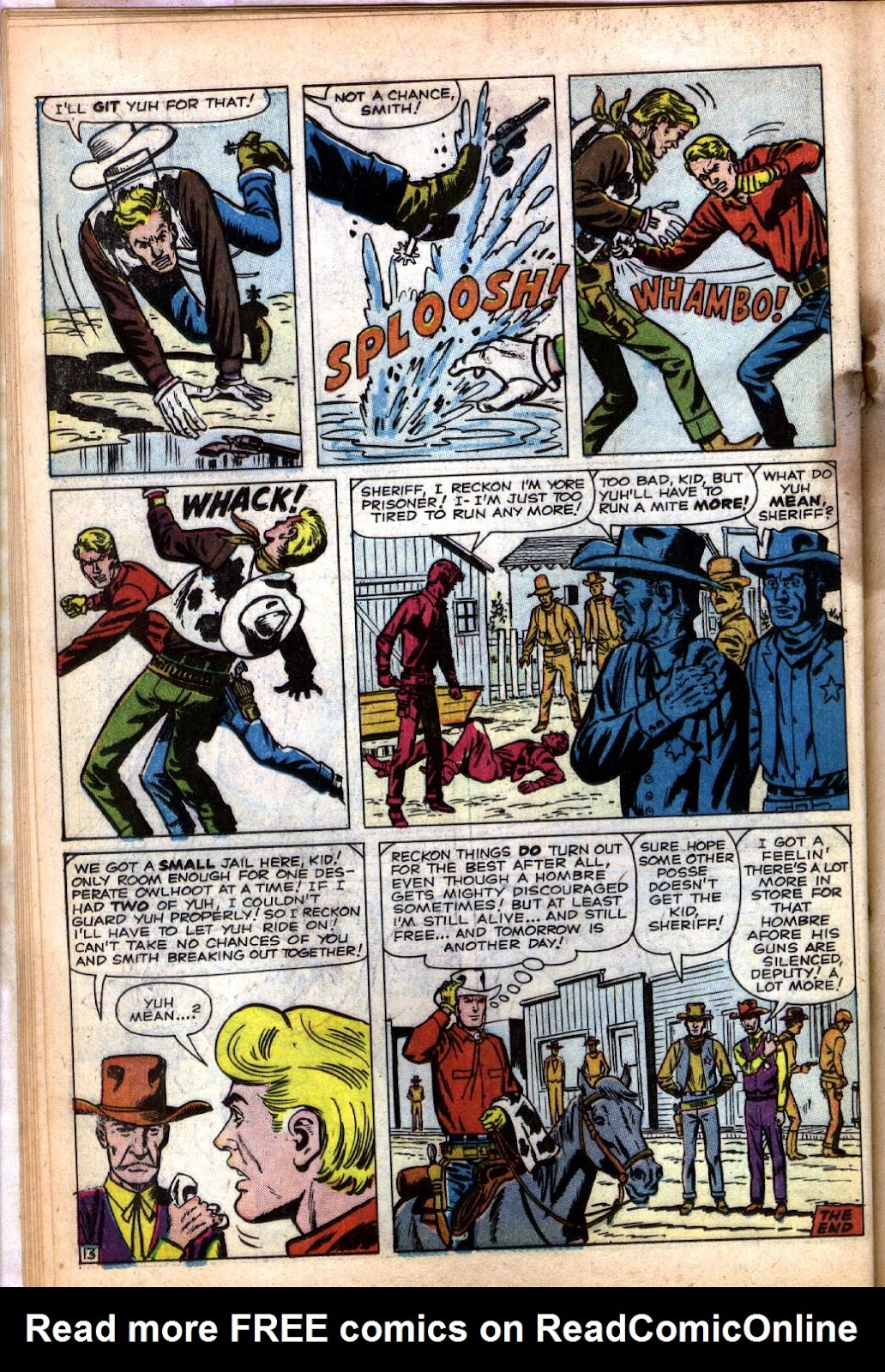 Gunsmoke Western issue 64 - Page 18