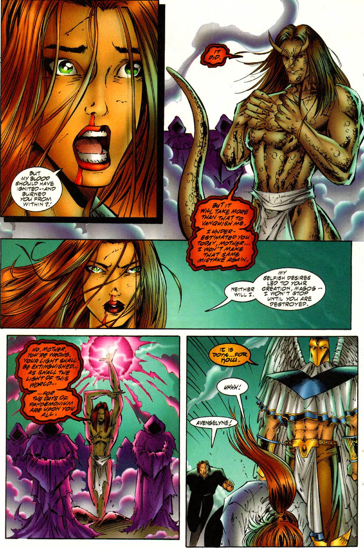 Read online Avengelyne (1996) comic -  Issue #3 - 23