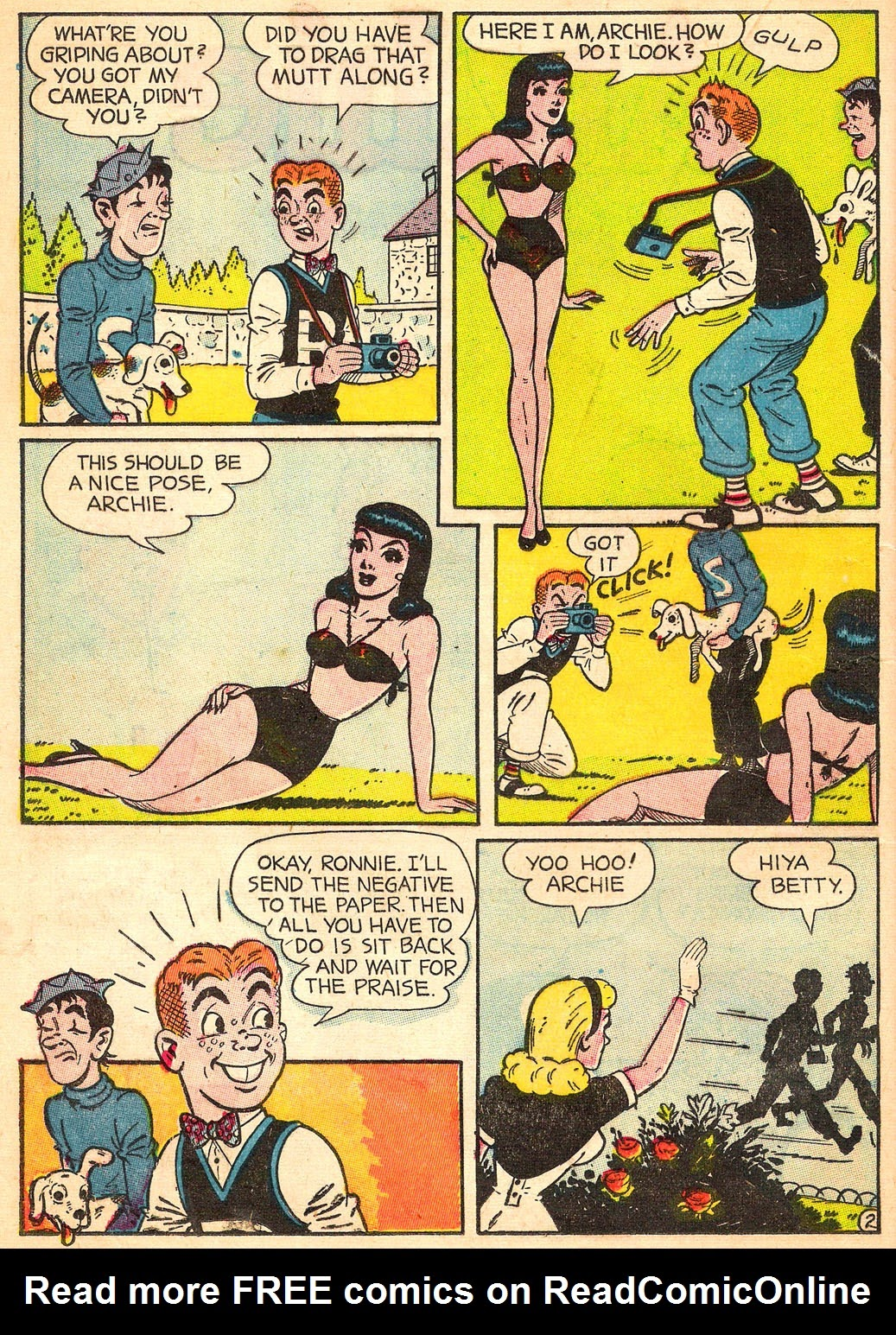 Archie Comics issue 027 - Page 28