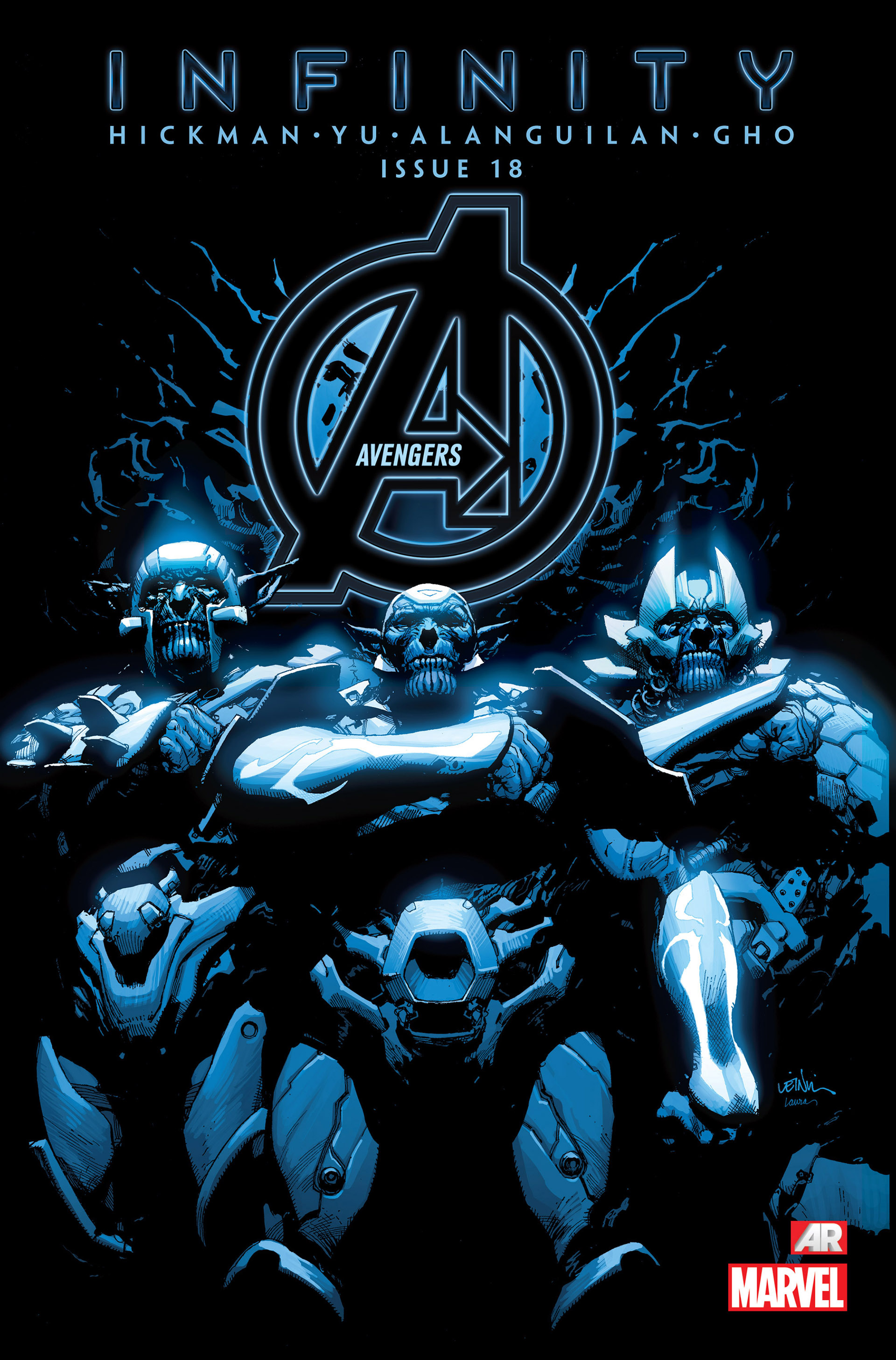 Read online Avengers (2013) comic -  Issue #18 - 1