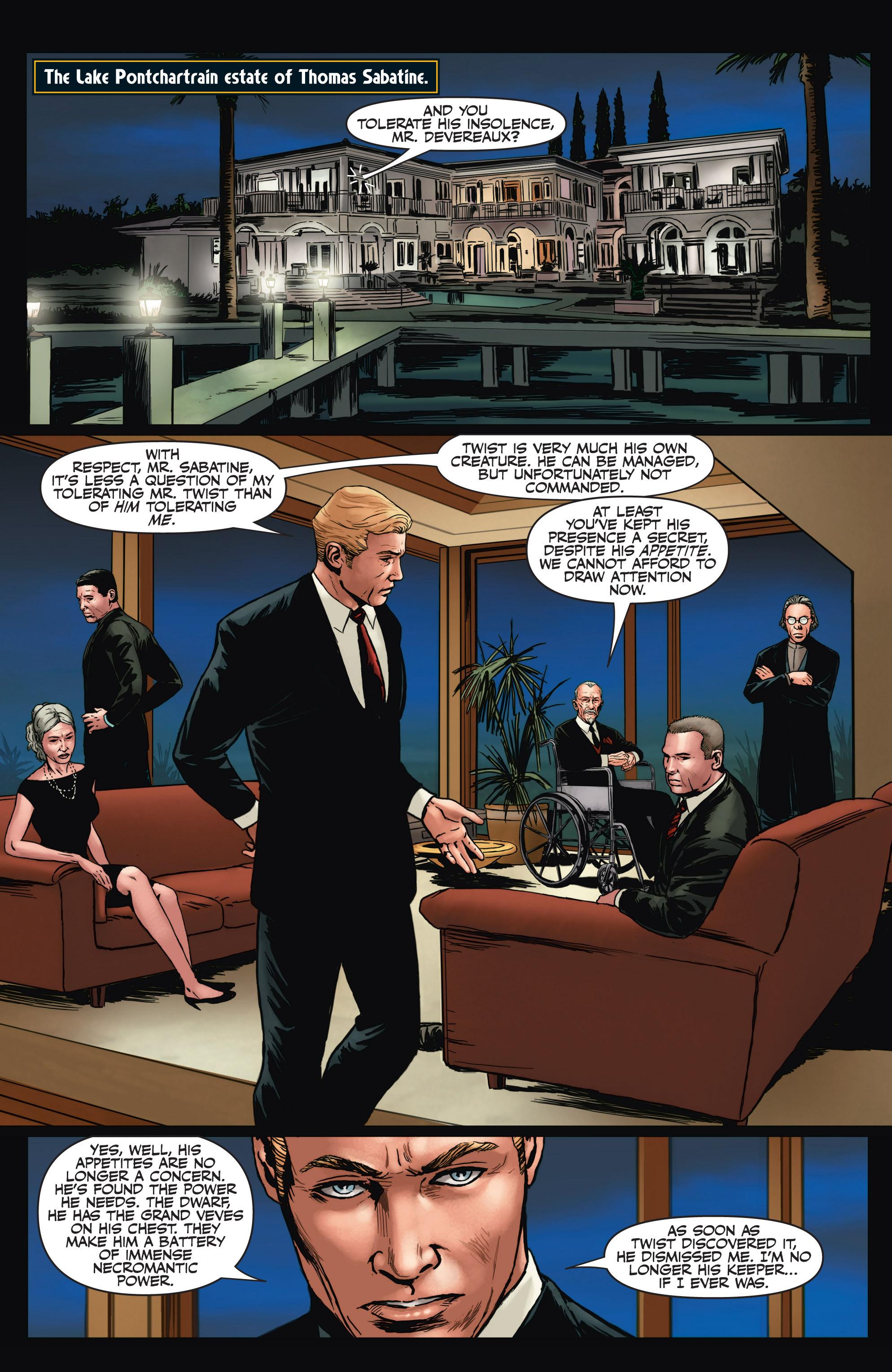 Read online Shadowman (2012) comic -  Issue #4 - 7