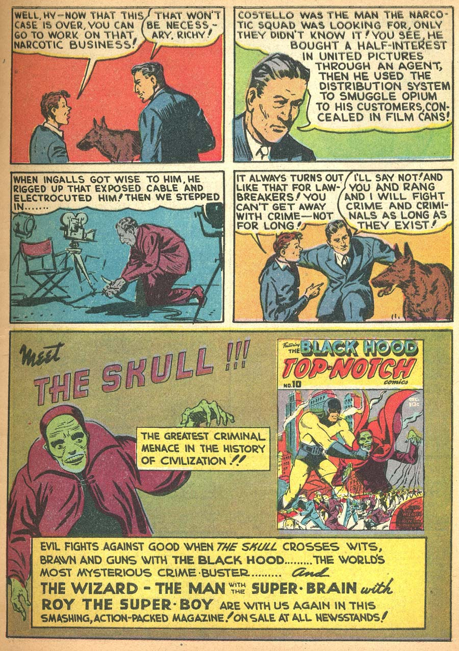 Blue Ribbon Comics (1939) issue 8 - Page 13