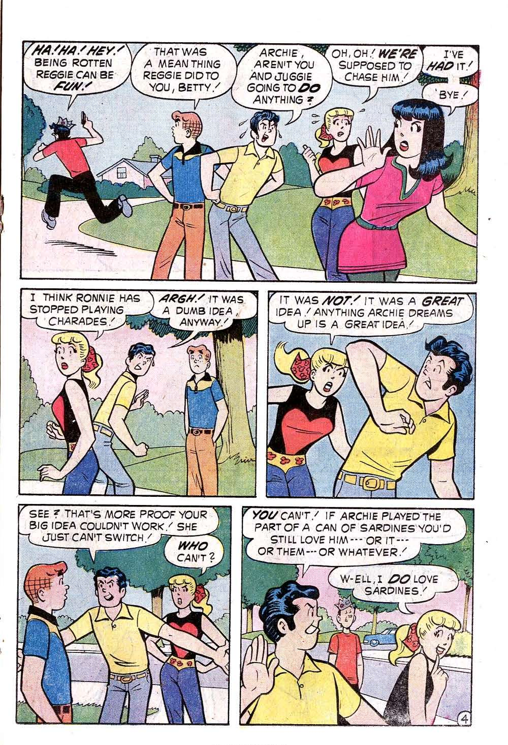 Read online Archie (1960) comic -  Issue #237 - 23