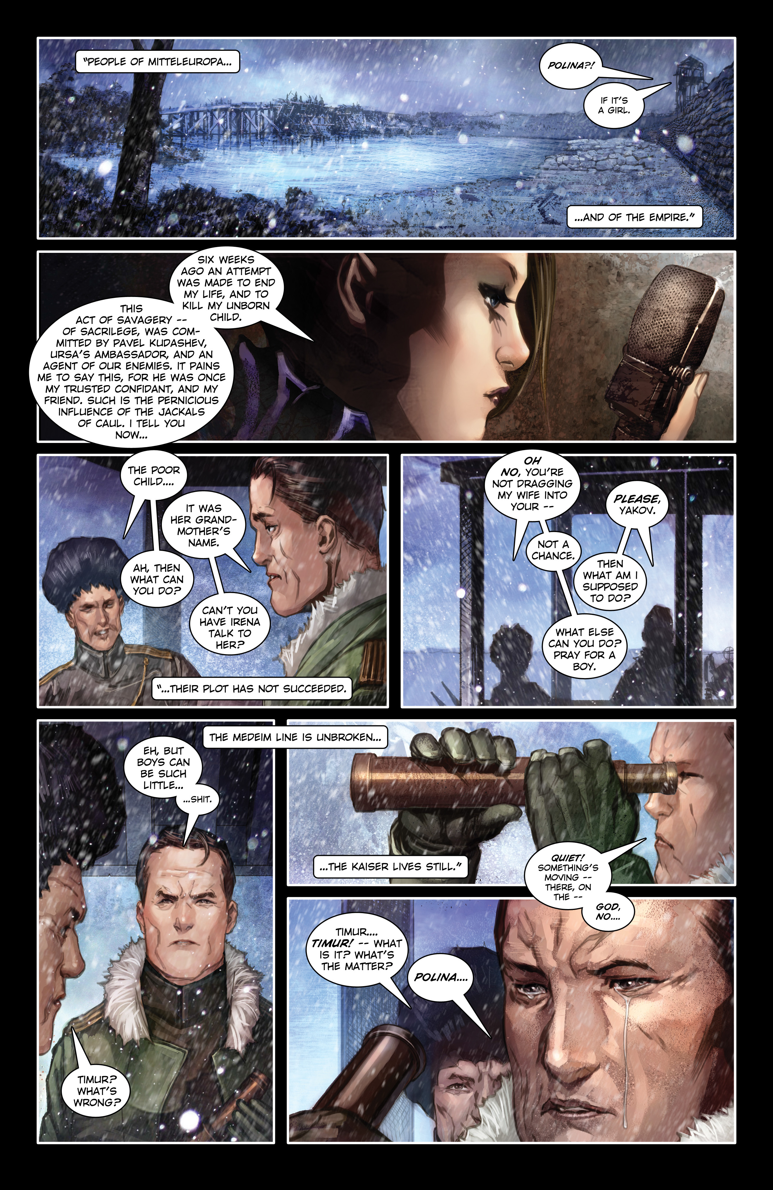 Read online Carbon Grey Omnibus comic -  Issue # Part 2 - 38