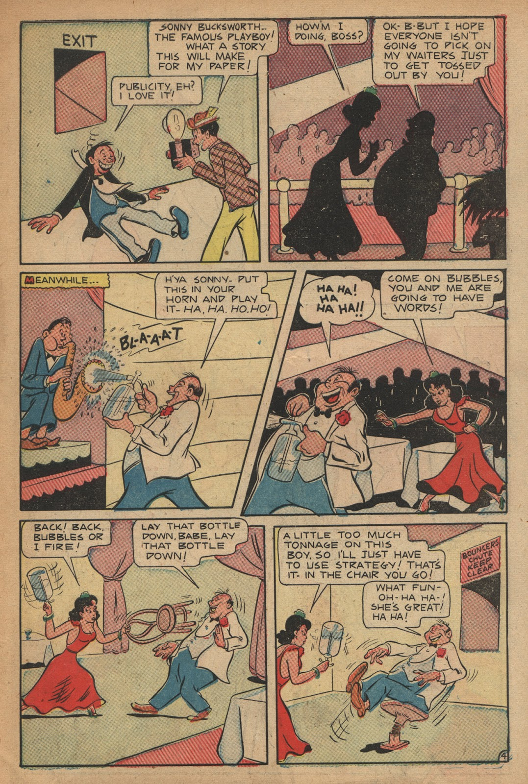 Read online Gay Comics comic -  Issue #23 - 39