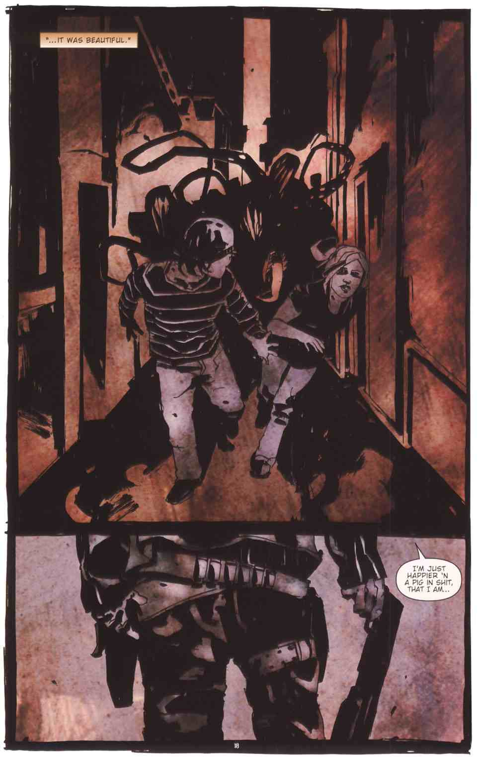 Read online Silent Hill: The Grinning Man comic -  Issue # Full - 20