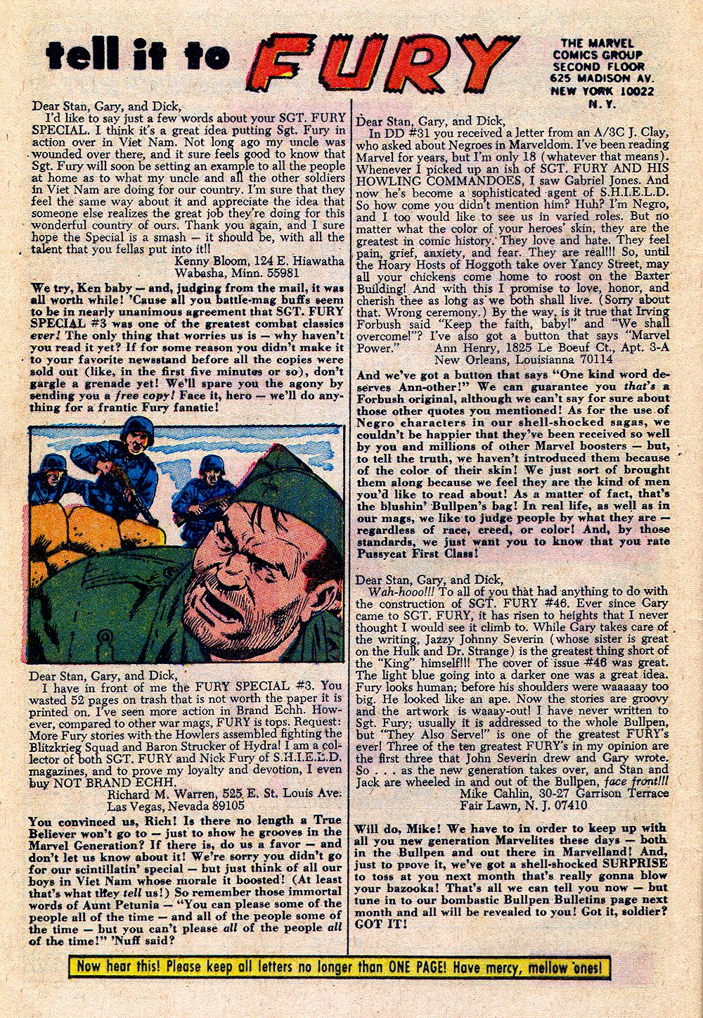 Read online Sgt. Fury comic -  Issue #49 - 32