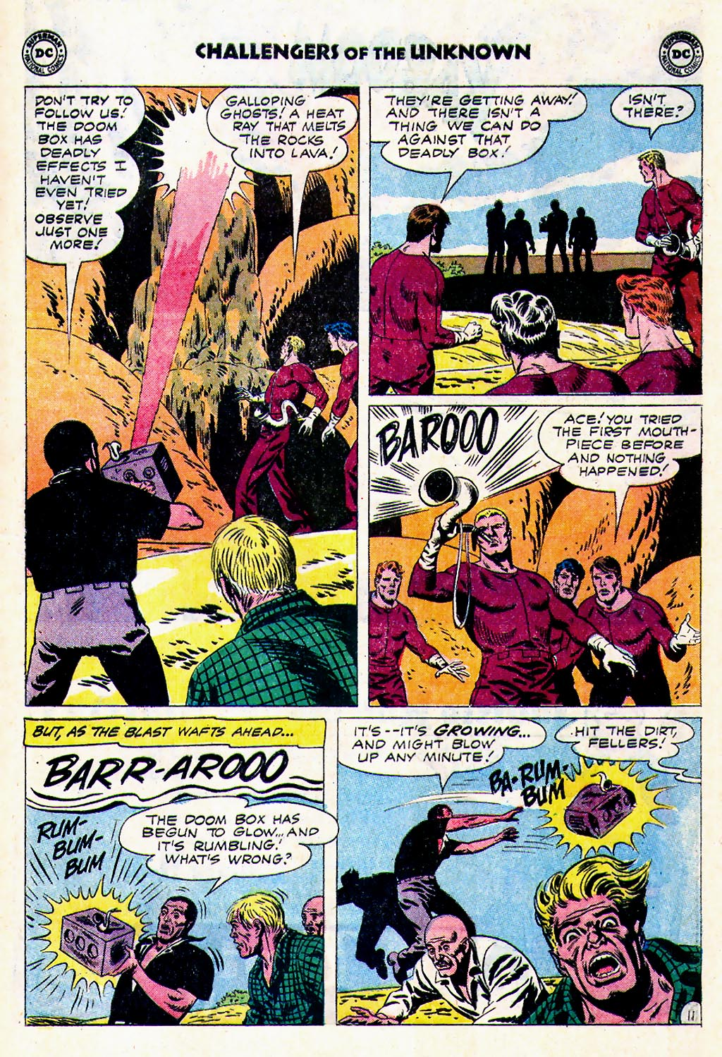 Challengers of the Unknown (1958) issue 23 - Page 13