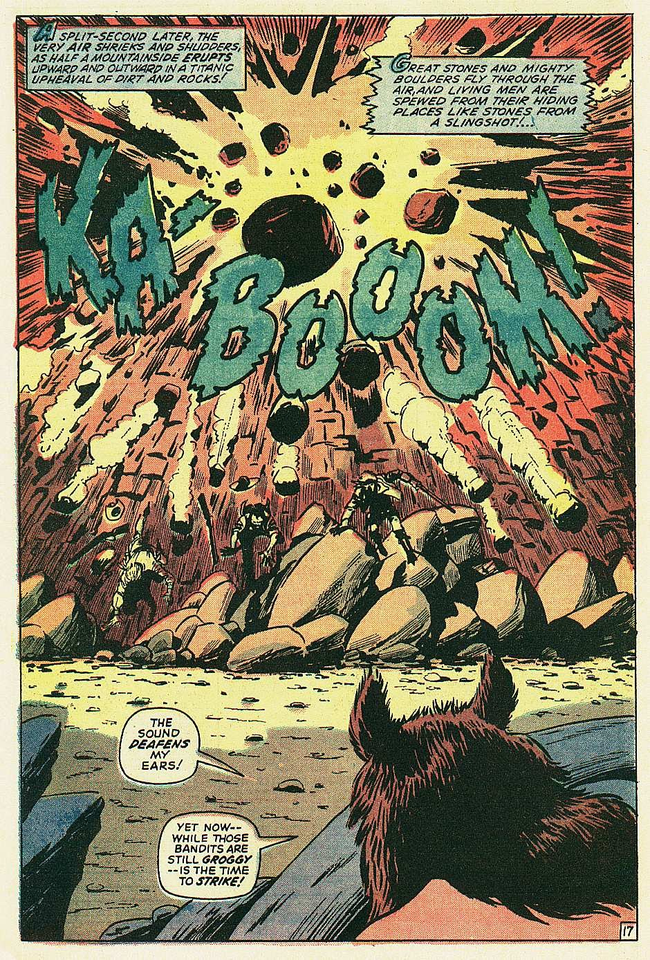 Red Wolf (1972) issue 2 - Page 18