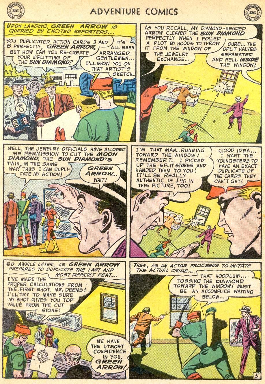 Read online Adventure Comics (1938) comic -  Issue #227 - 31