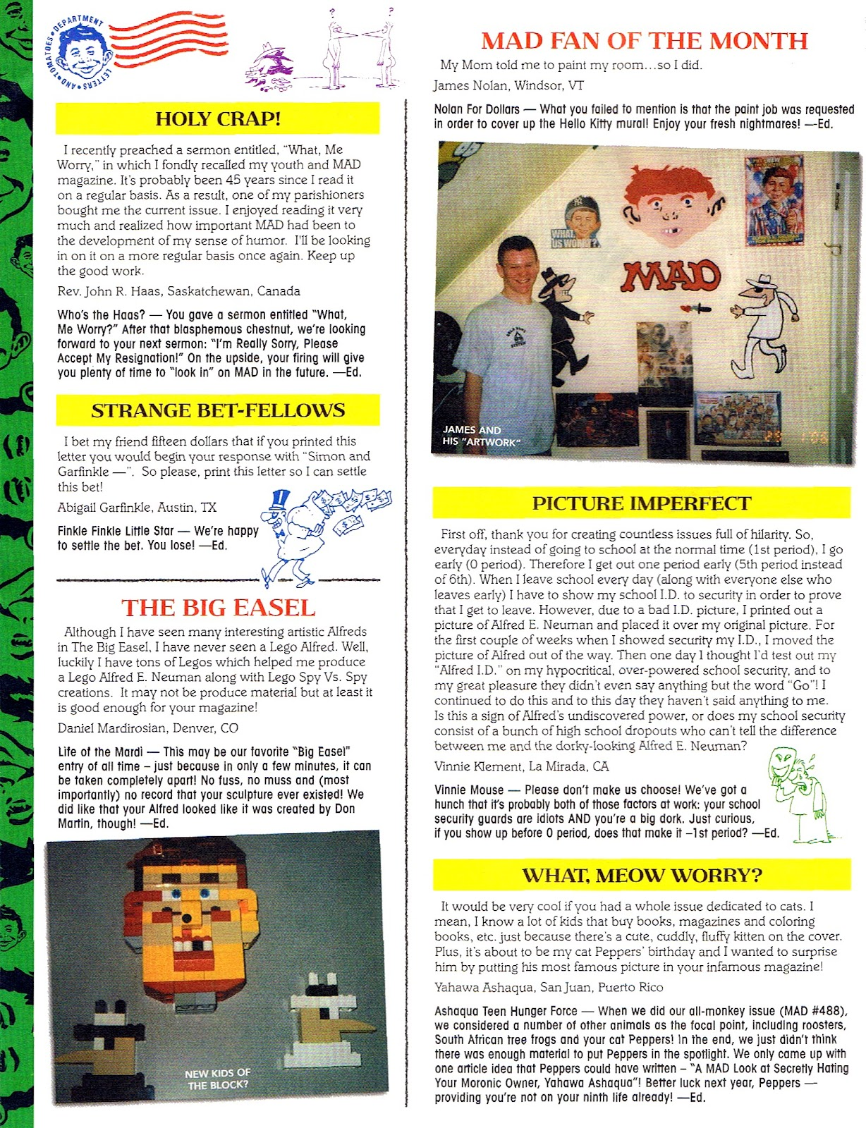 MAD issue 493 - Page 6