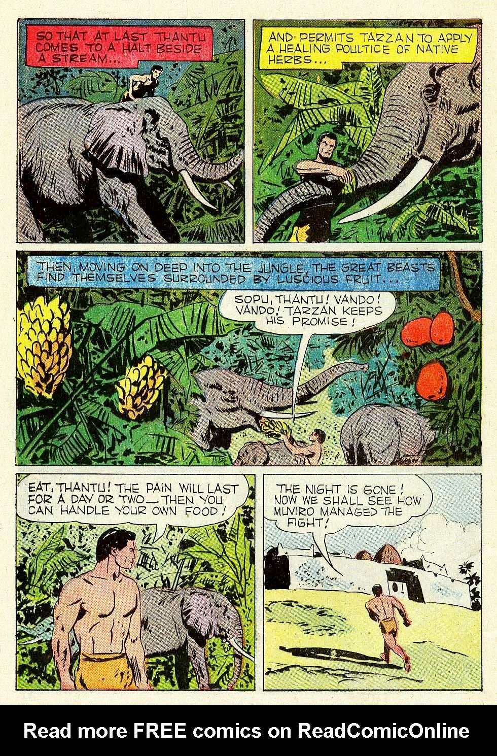 Tarzan (1948) issue 122 - Page 16