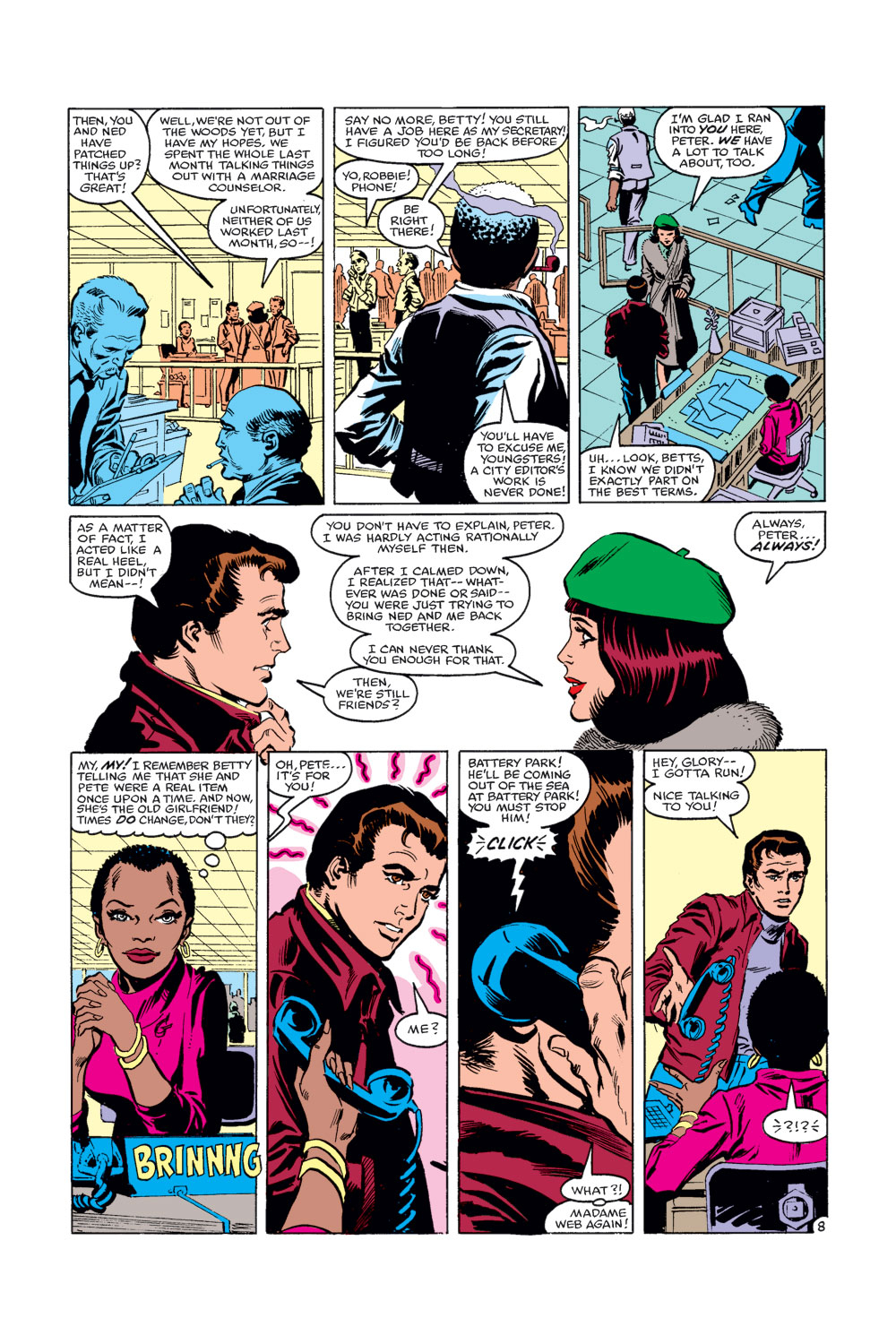 The Amazing Spider-Man (1963) 229 Page 8