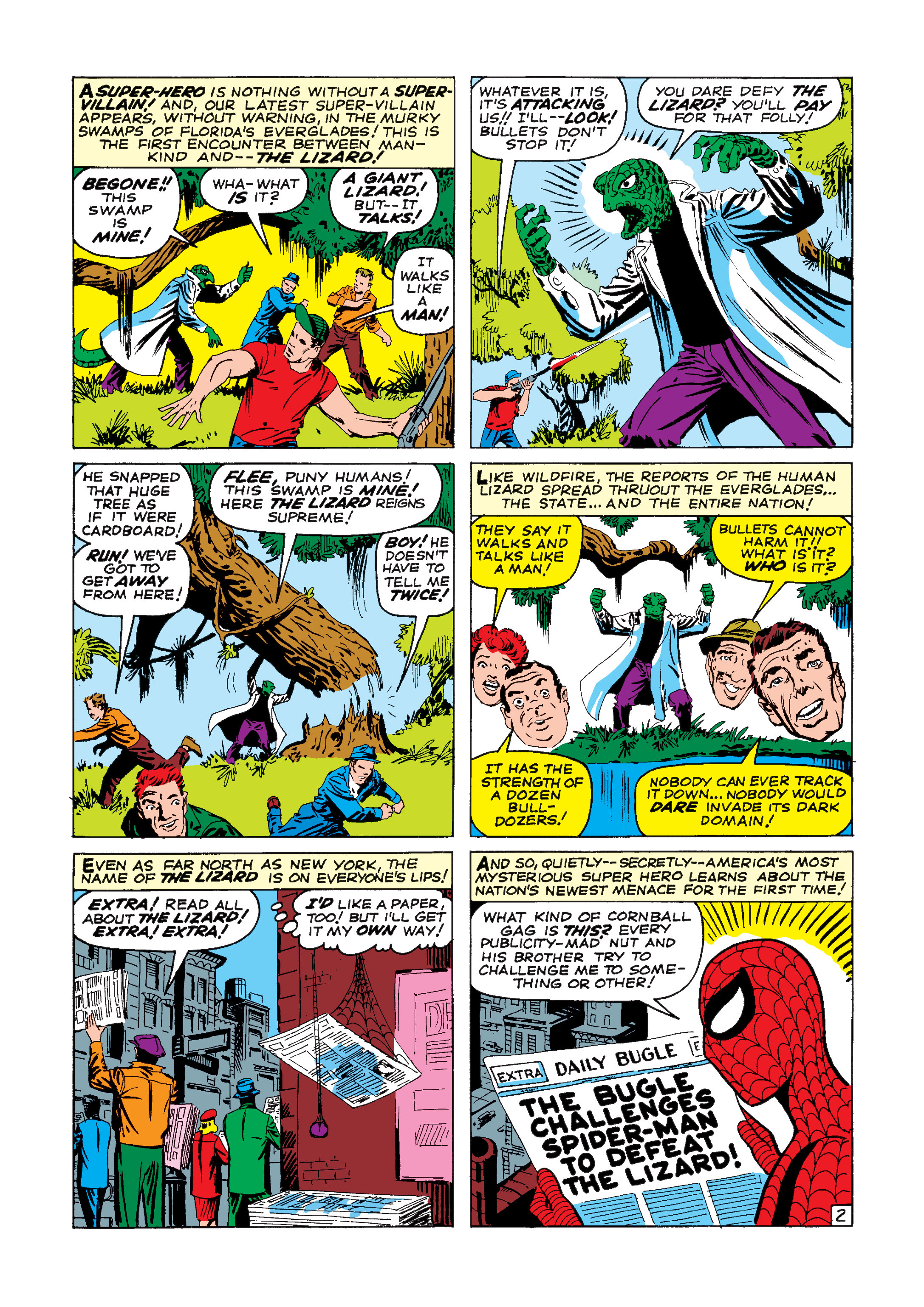The Amazing Spider-Man (1963) 6 Page 2