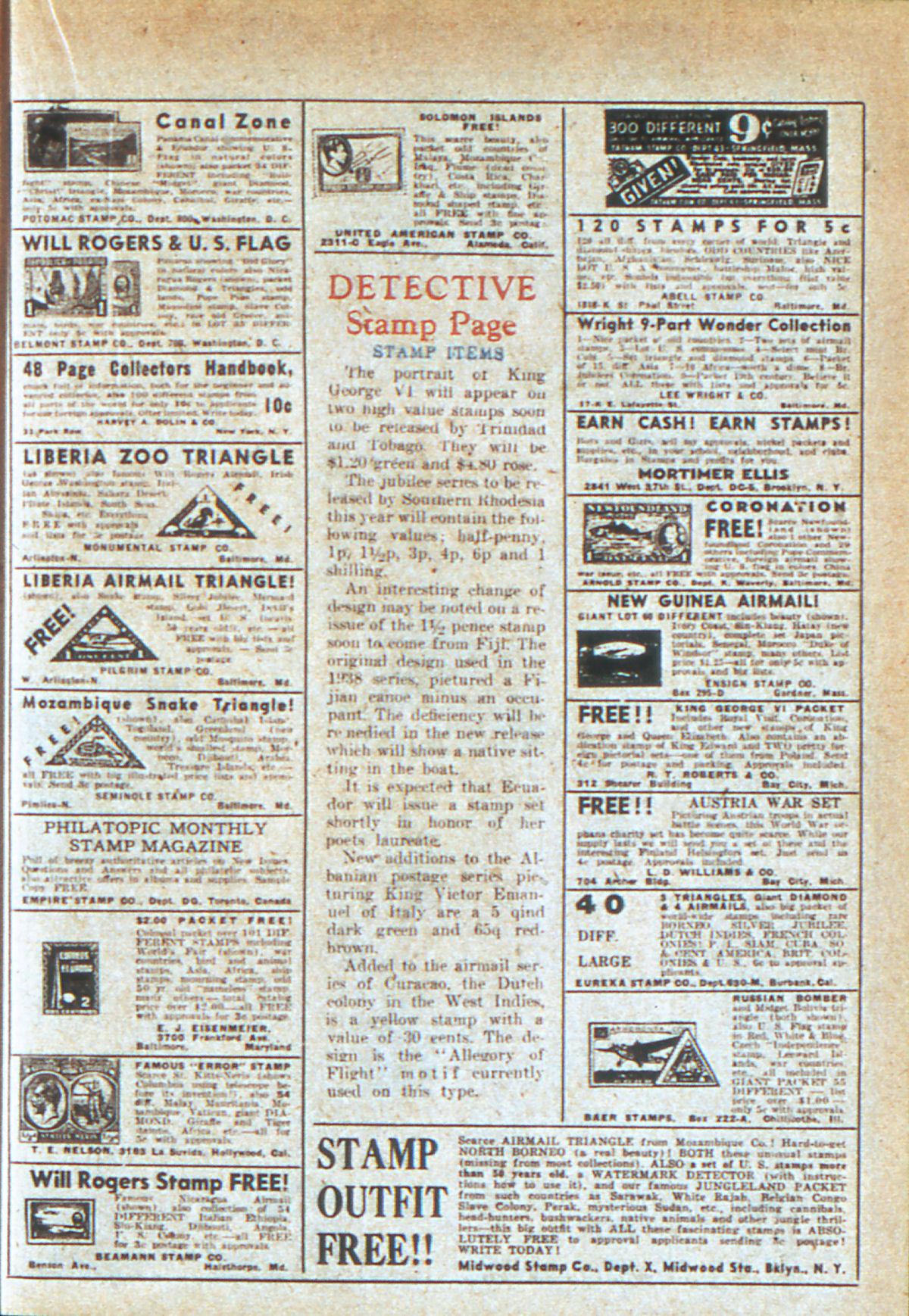 Read online Detective Comics (1937) comic -  Issue #39 - 36
