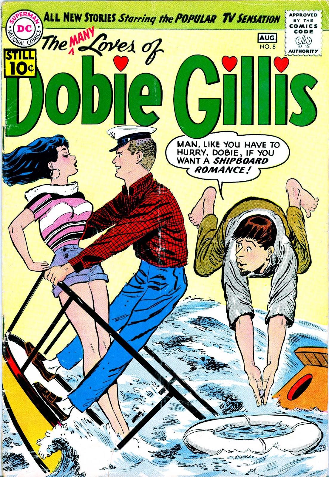 Many Loves of Dobie Gillis 8 Page 1