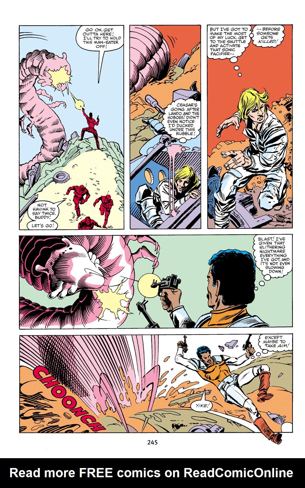 Read online Star Wars Omnibus comic -  Issue # Vol. 16 - 242