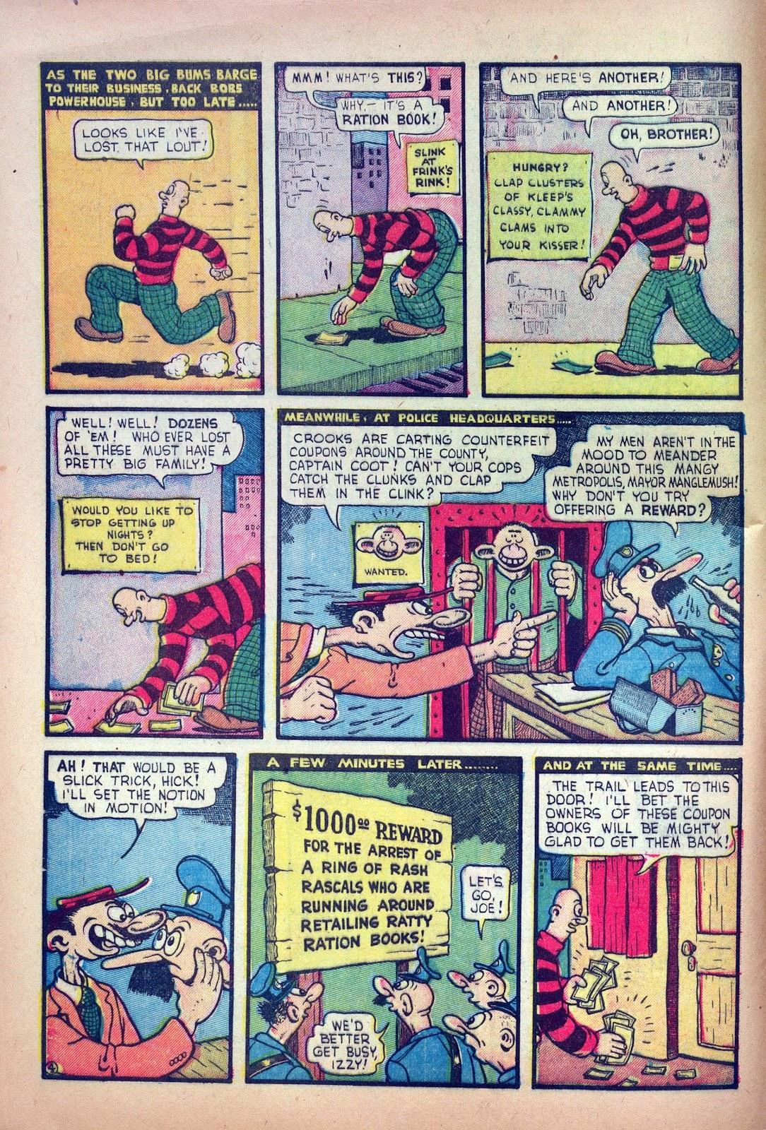 Read online Joker Comics comic -  Issue #13 - 6