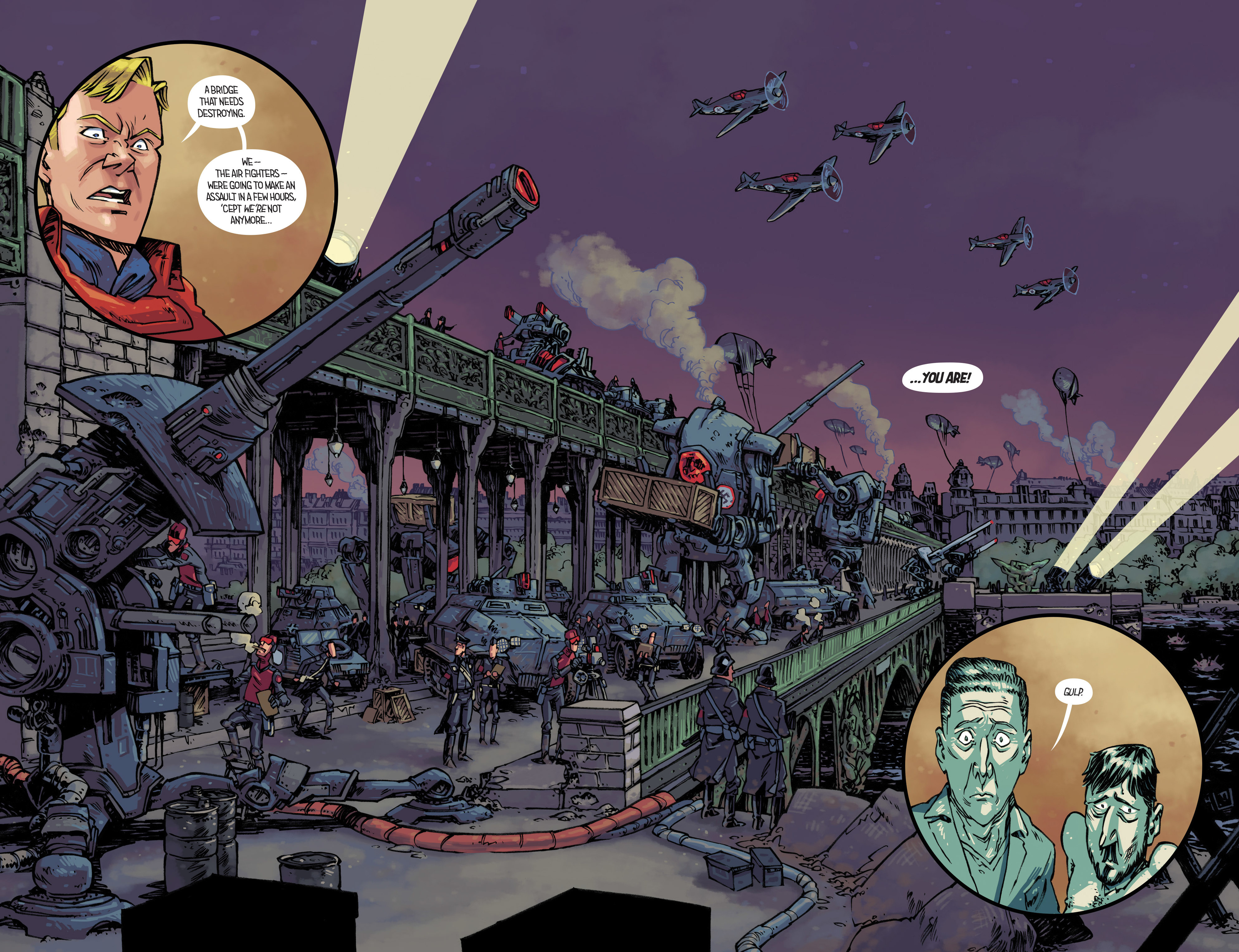 Read online Airboy comic -  Issue #3 - 21
