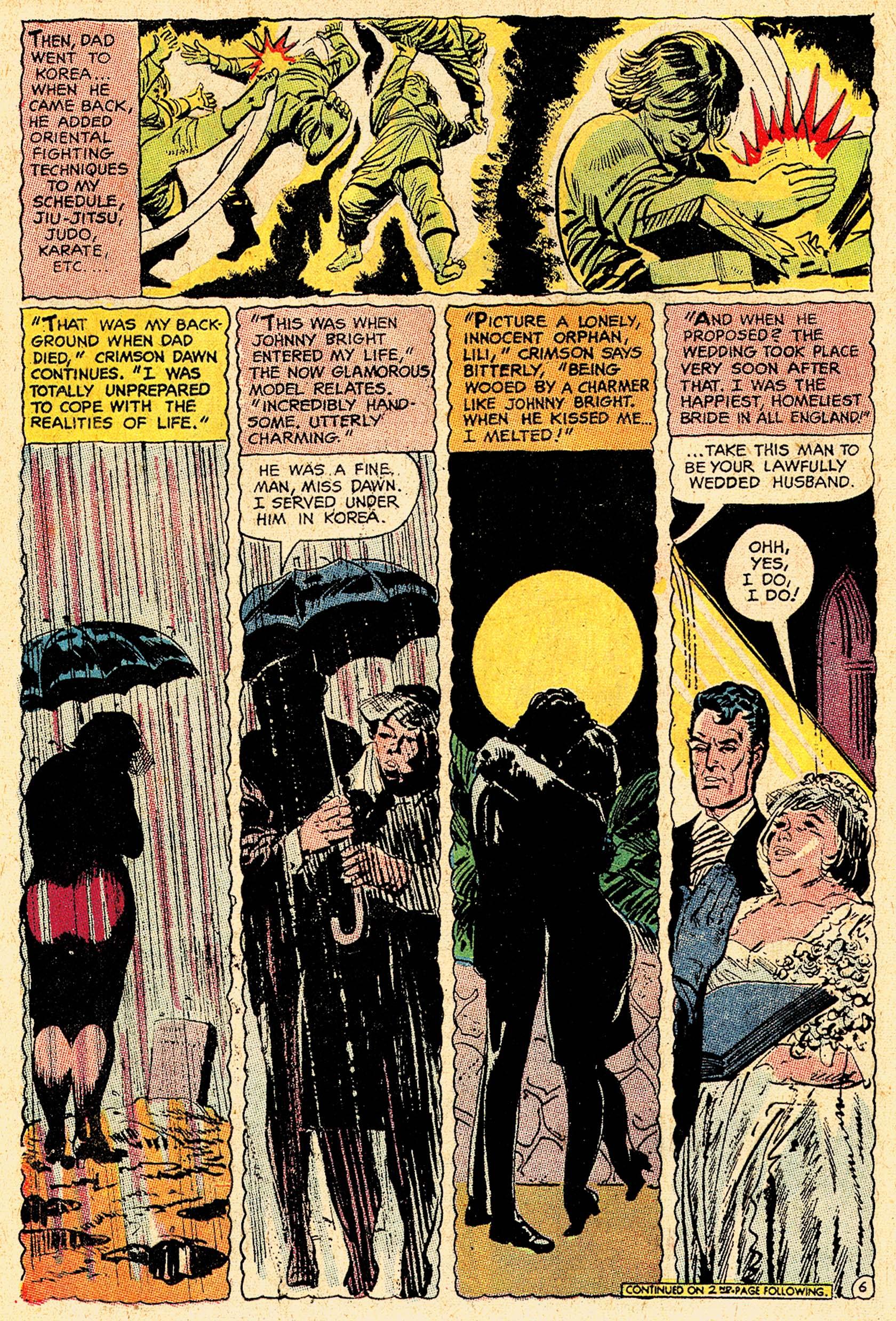 Read online Secret Six (1968) comic -  Issue #5 - 8