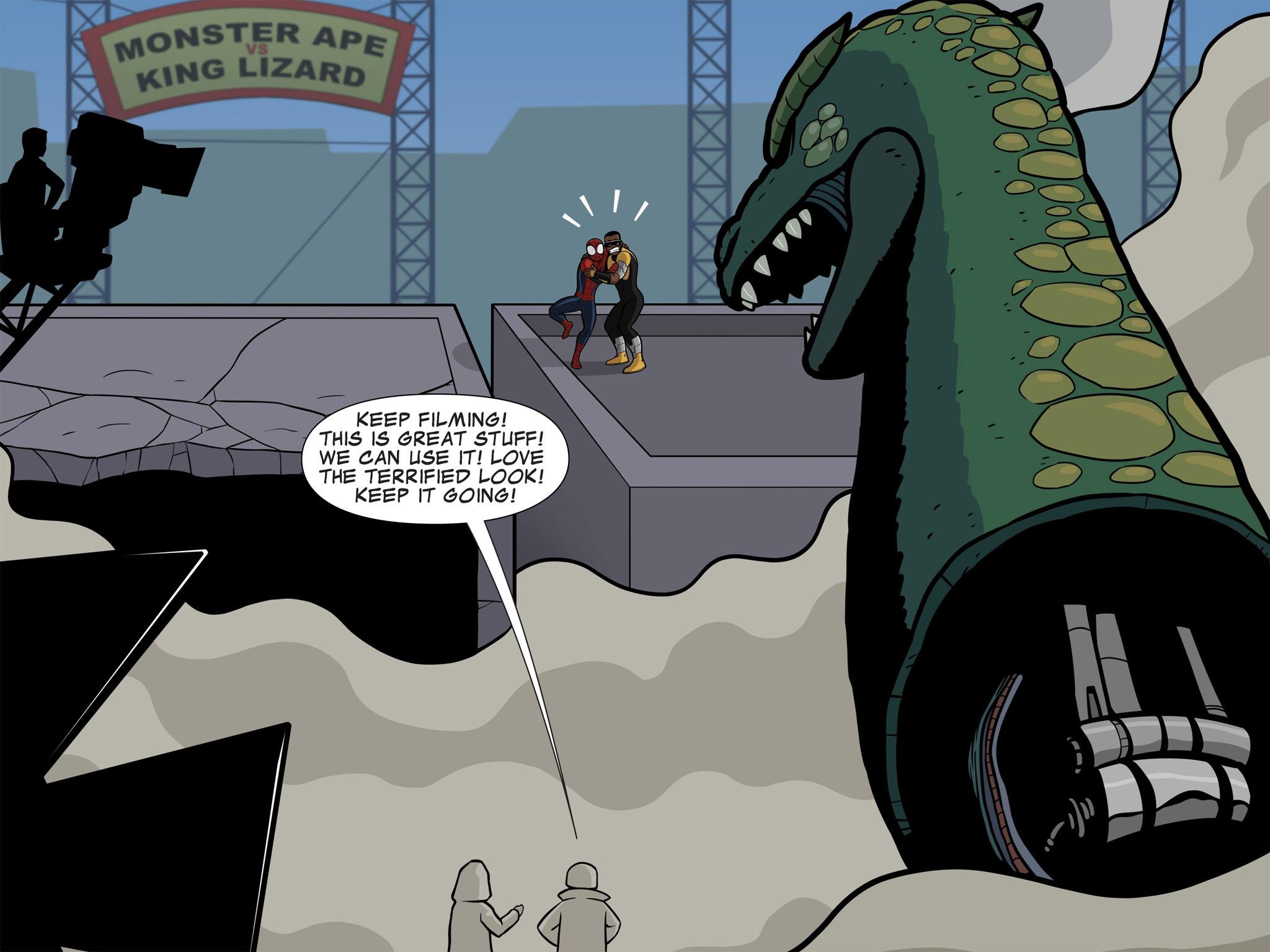 Read online Ultimate Spider-Man (Infinite Comics) (2015) comic -  Issue #11 - 5