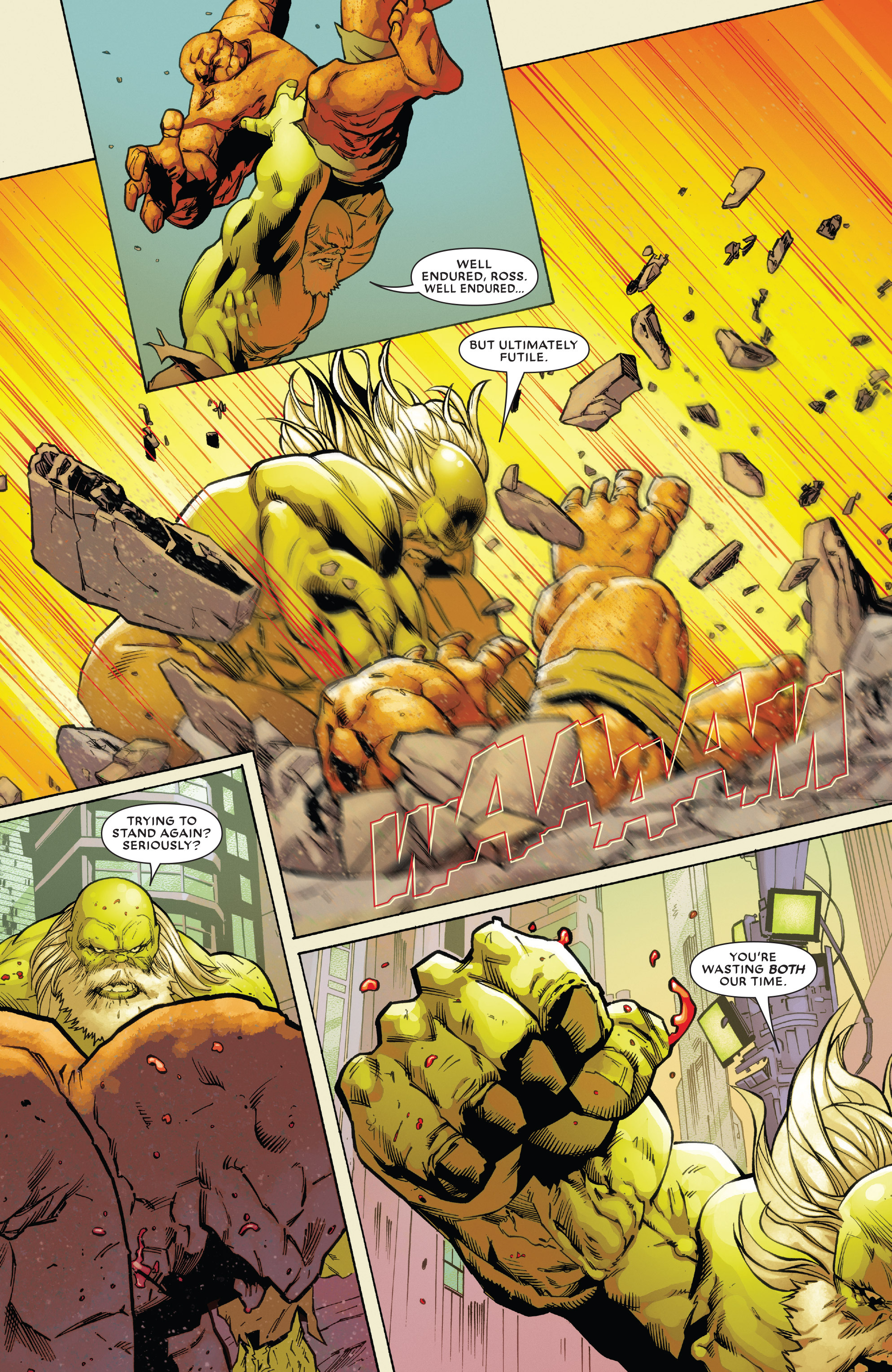 Read online Future Imperfect comic -  Issue #2 - 16