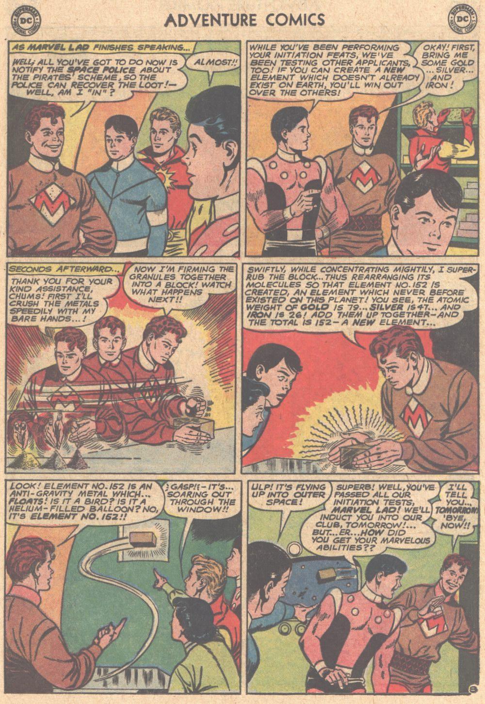 Read online Adventure Comics (1938) comic -  Issue #305 - 24