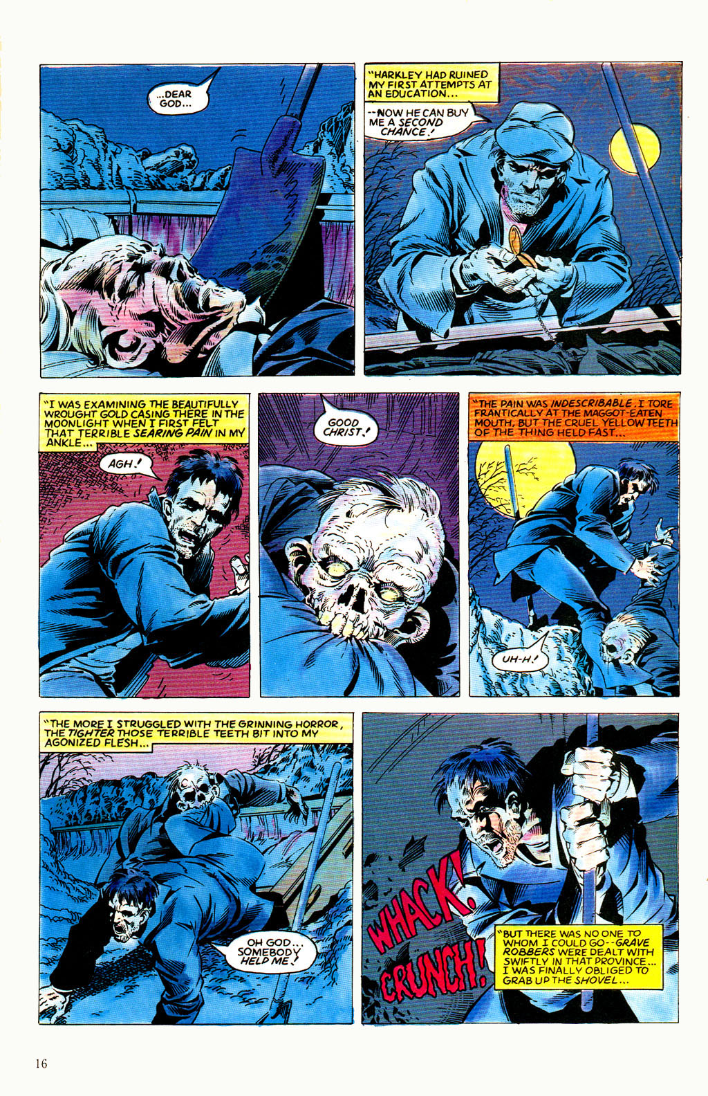 Read online Twisted Tales (1982) comic -  Issue #8 - 18
