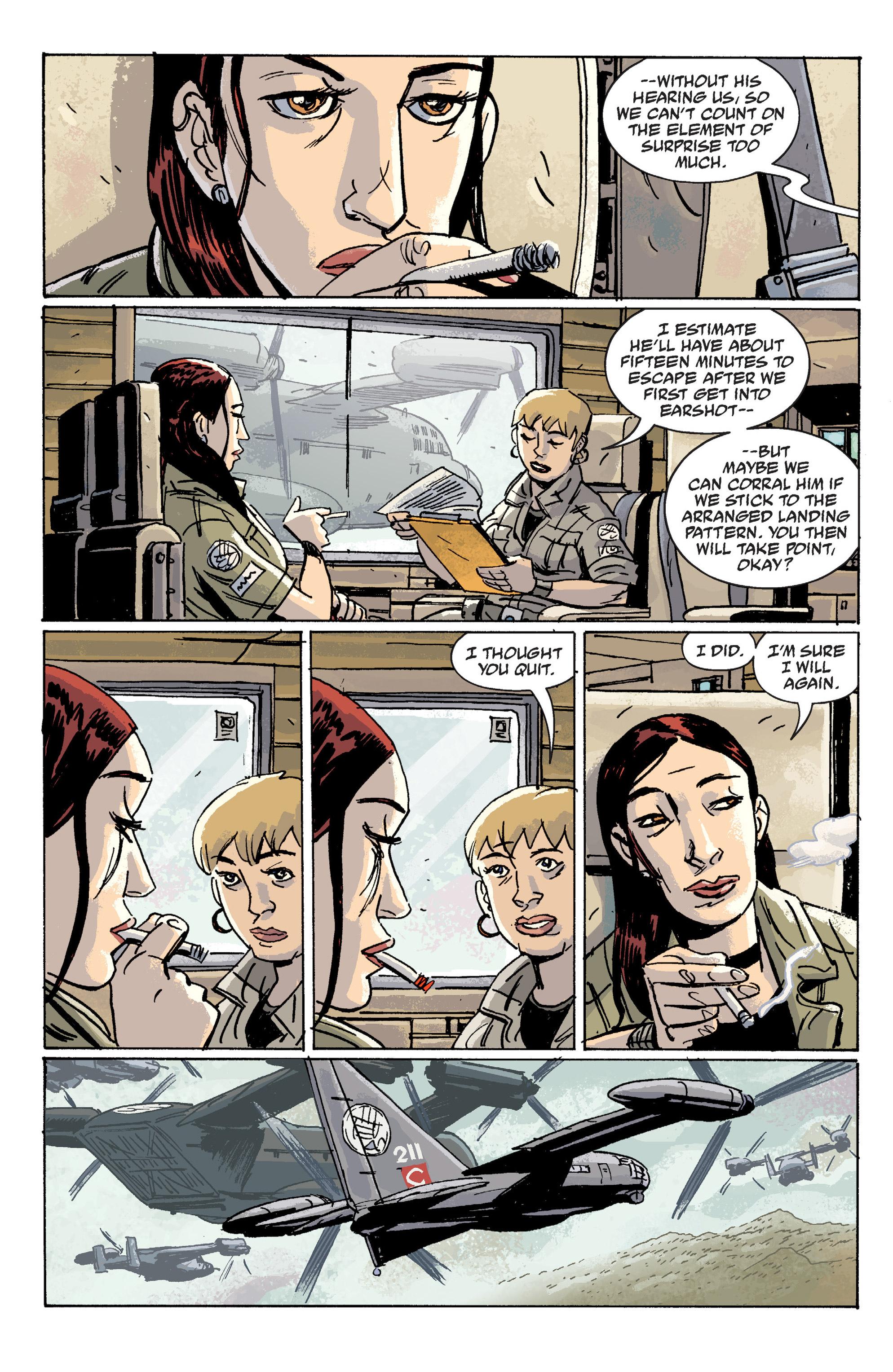 Read online B.P.R.D. (2003) comic -  Issue # TPB 10 - 50