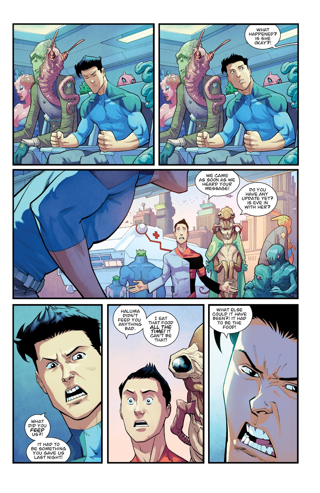 Invincible (2003) issue TPB 21 - Modern Family - Page 94