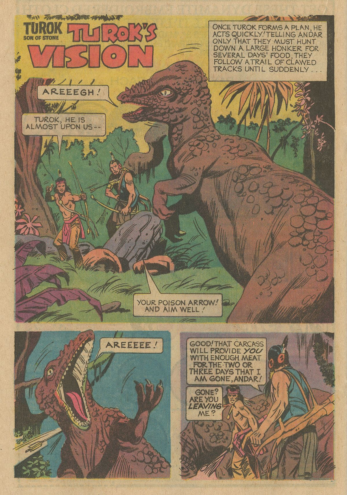 Read online Turok, Son of Stone comic -  Issue #94 - 20