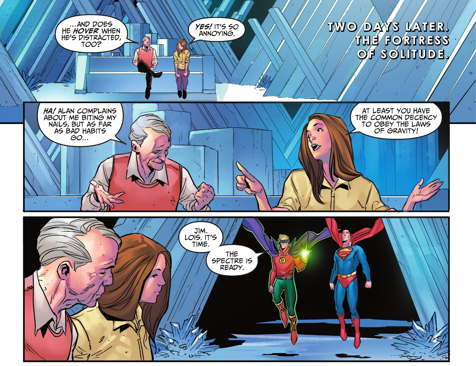 Injustice: Year Zero issue 14 - Page 20