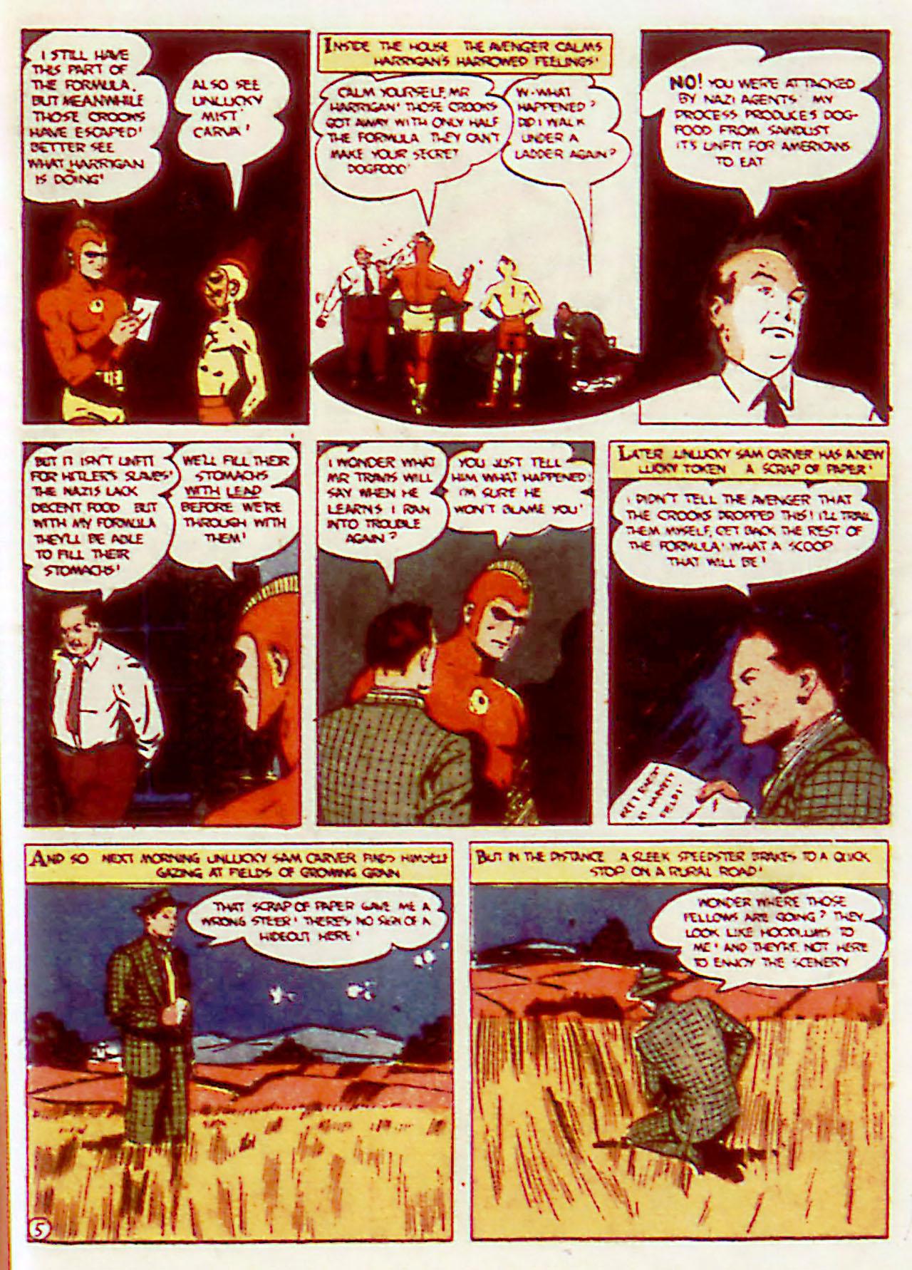 Read online Detective Comics (1937) comic -  Issue #71 - 35